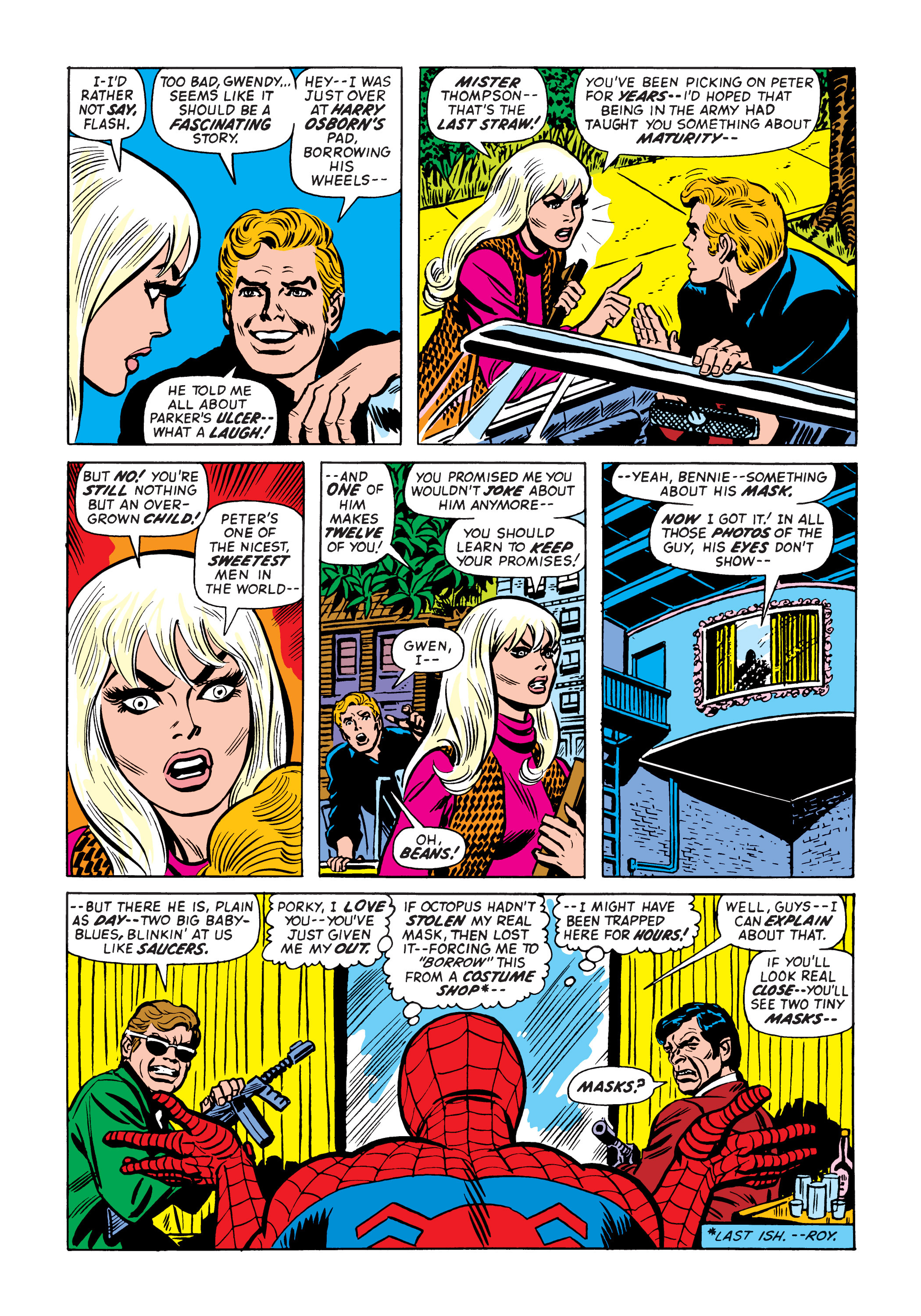 The Amazing Spider-Man (1963) 114 Page 14