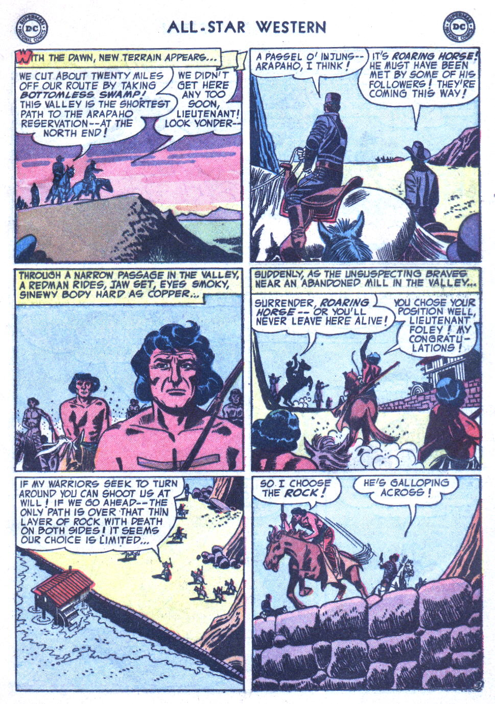 Read online All-Star Western (1951) comic -  Issue #77 - 21