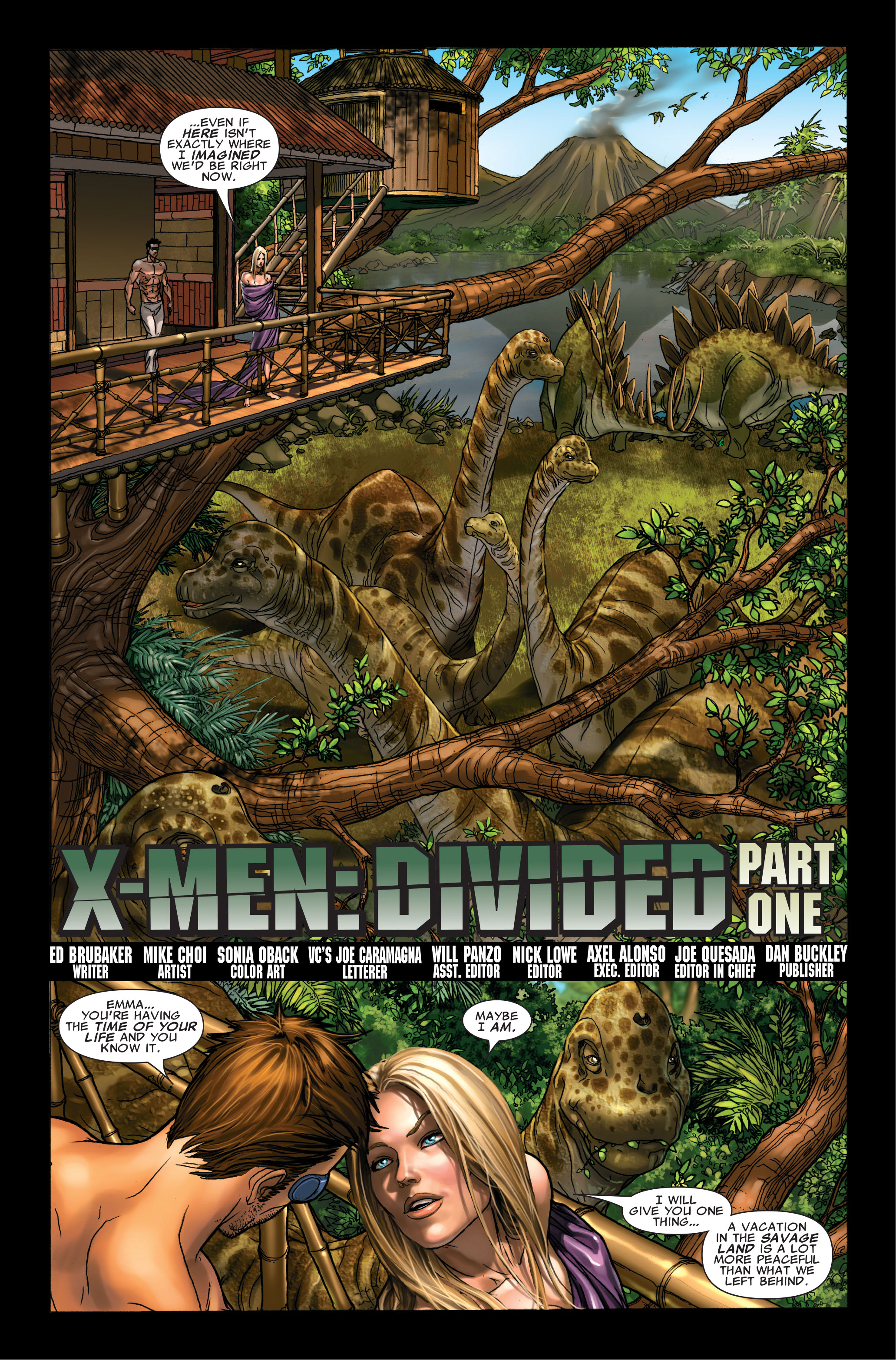 Read online Uncanny X-Men (1963) comic -  Issue #495 - 6