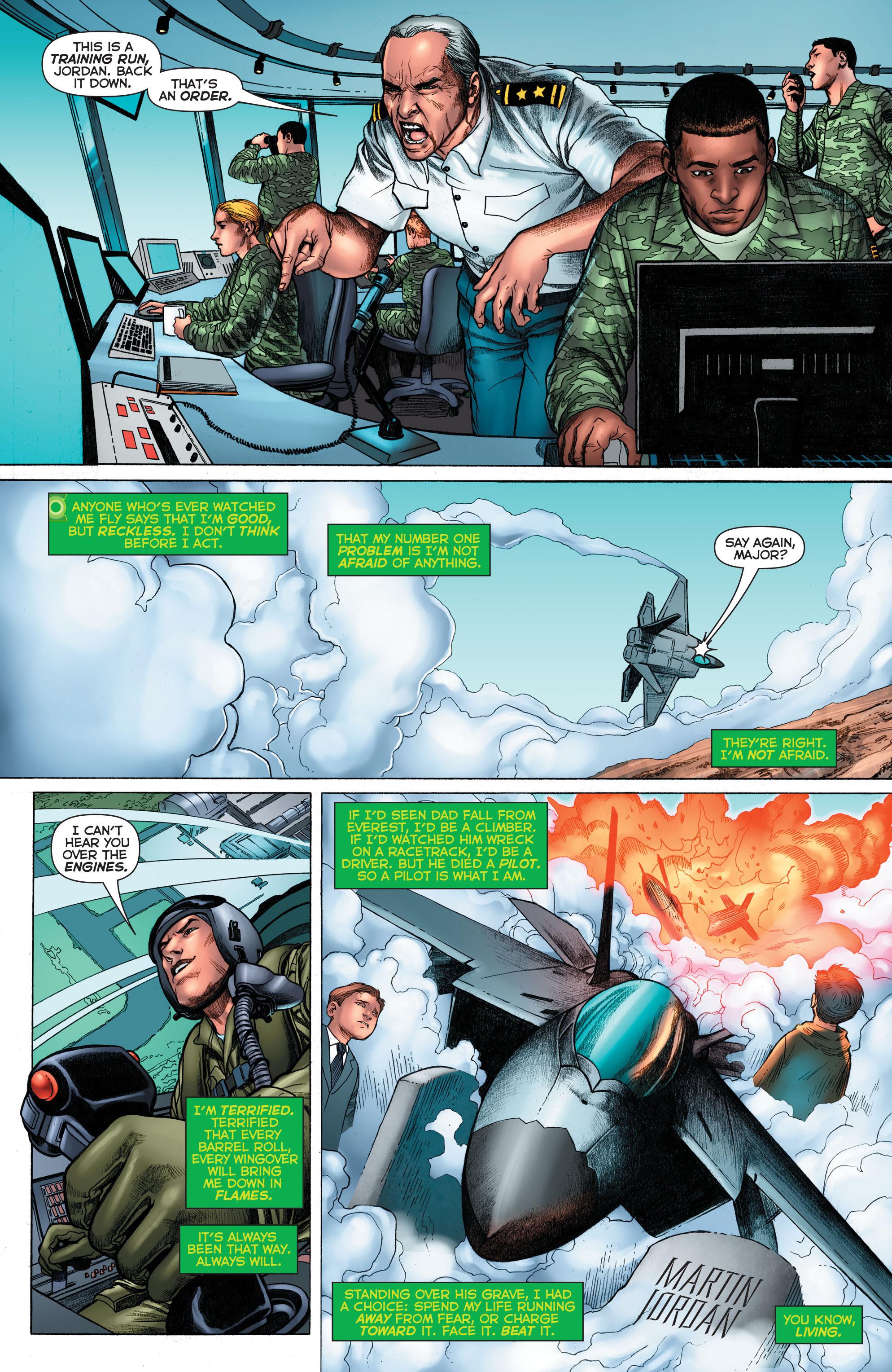 Read online Secret Origins (2014) comic -  Issue #3 - 5
