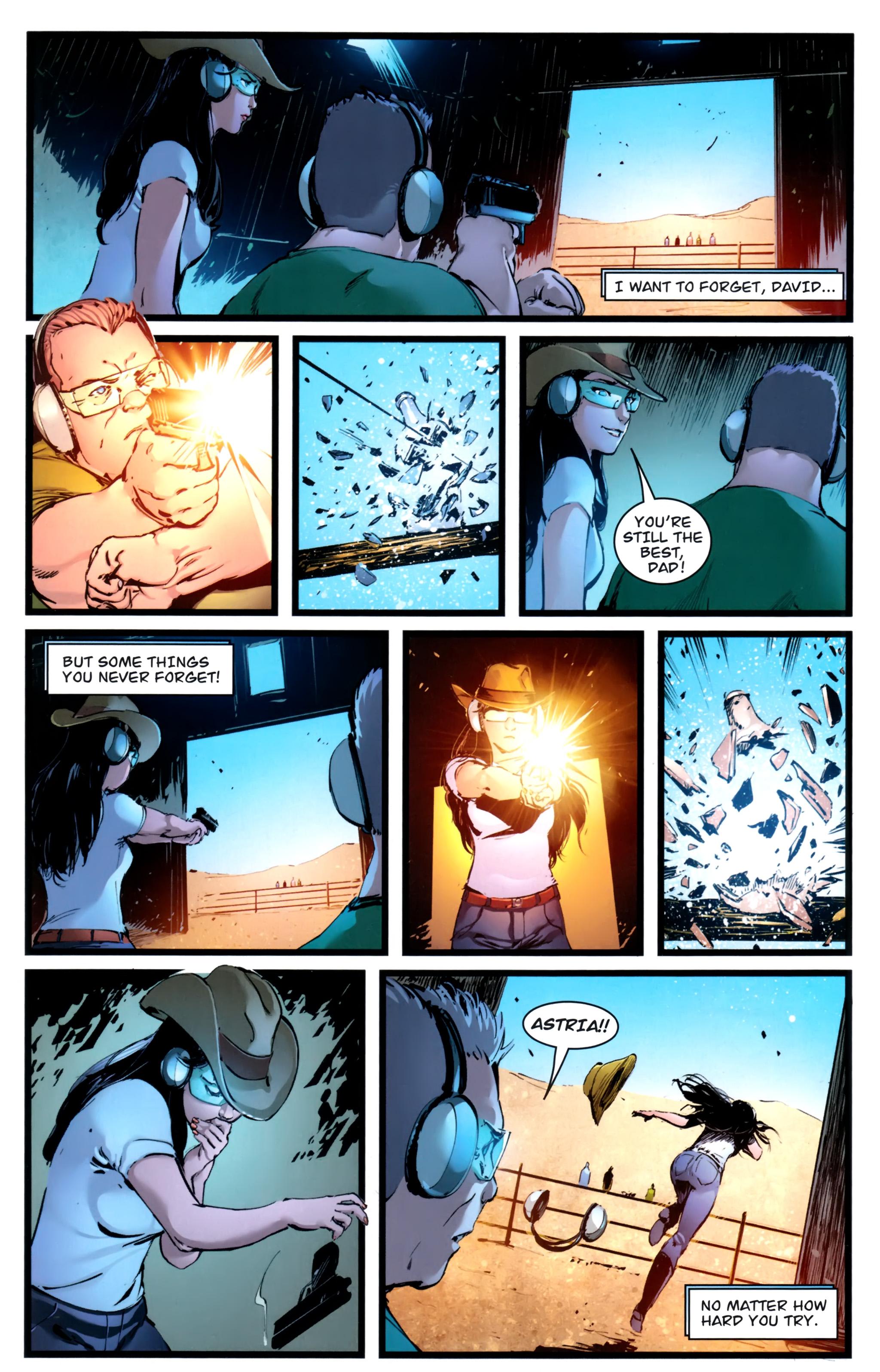 Read online Astria comic -  Issue #1 - 20