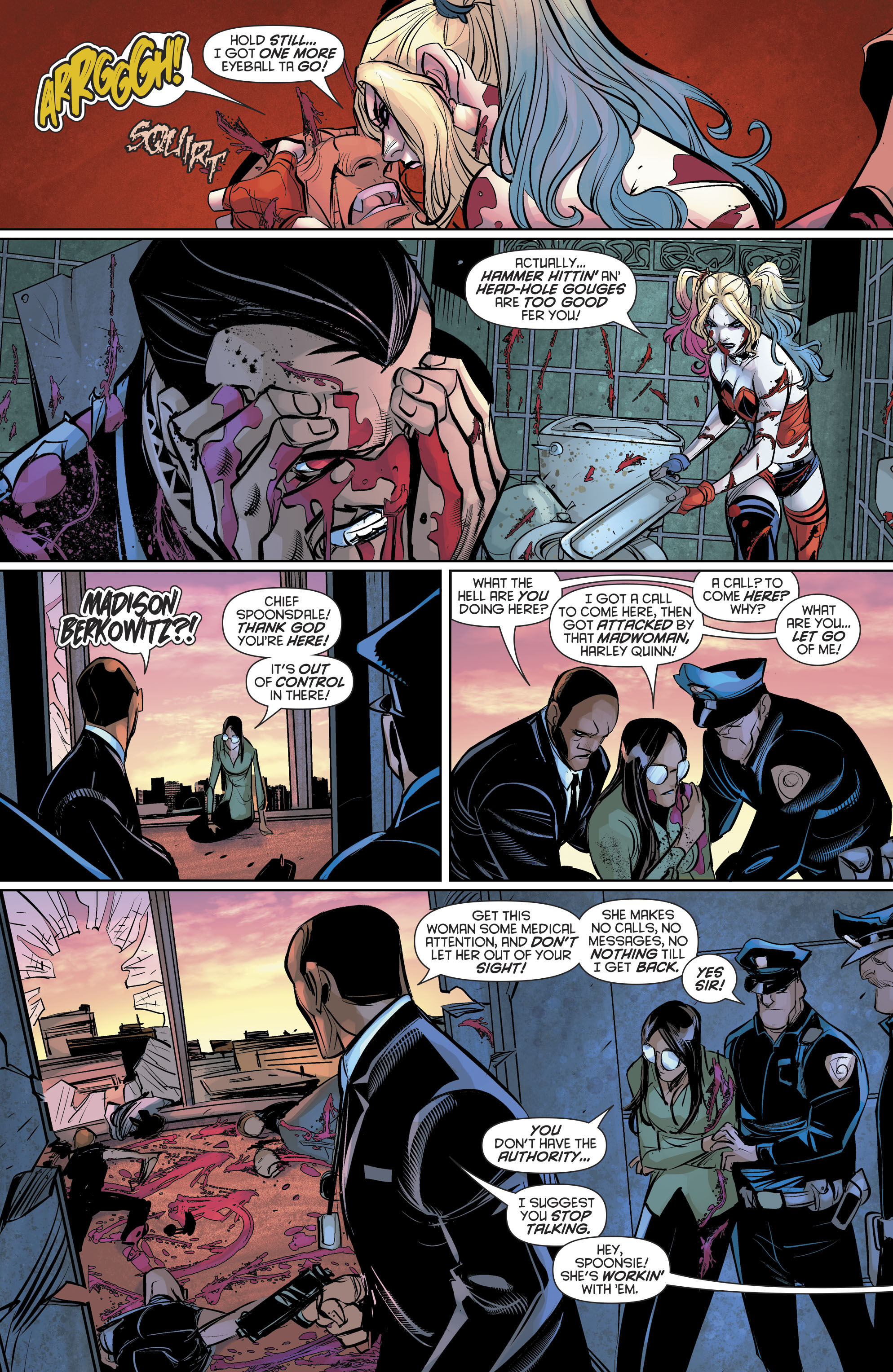 Read online Harley Quinn (2016) comic -  Issue #19 - 15