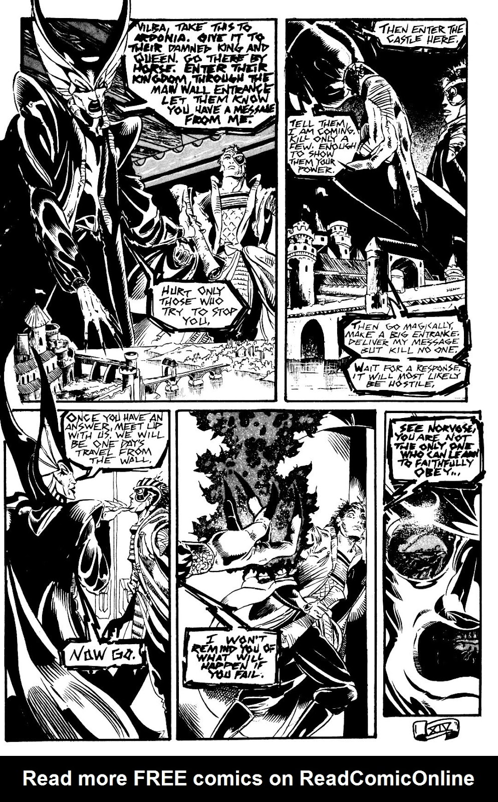 The Realm (1986) issue 20 - Page 18
