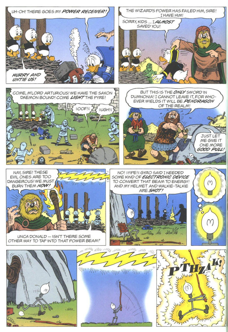 Walt Disney's Comics and Stories issue 609 - Page 62