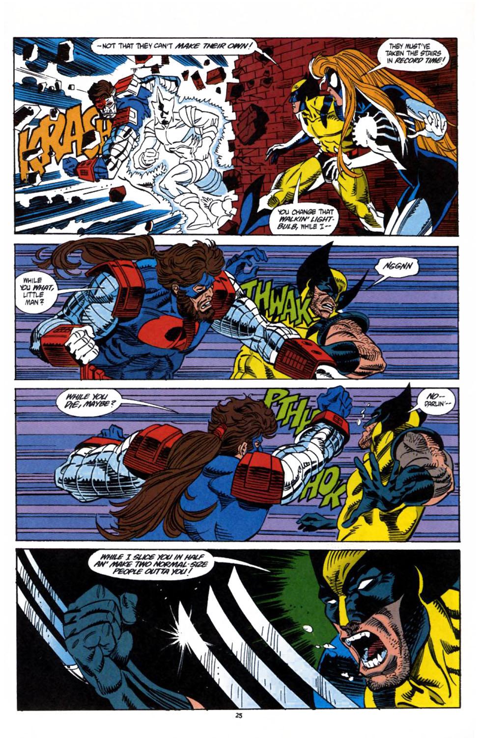 Read online Secret Defenders comic -  Issue #1 - 20