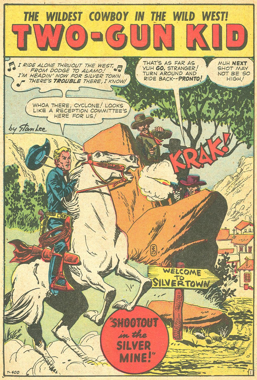 Read online Two-Gun Kid comic -  Issue #50 - 10