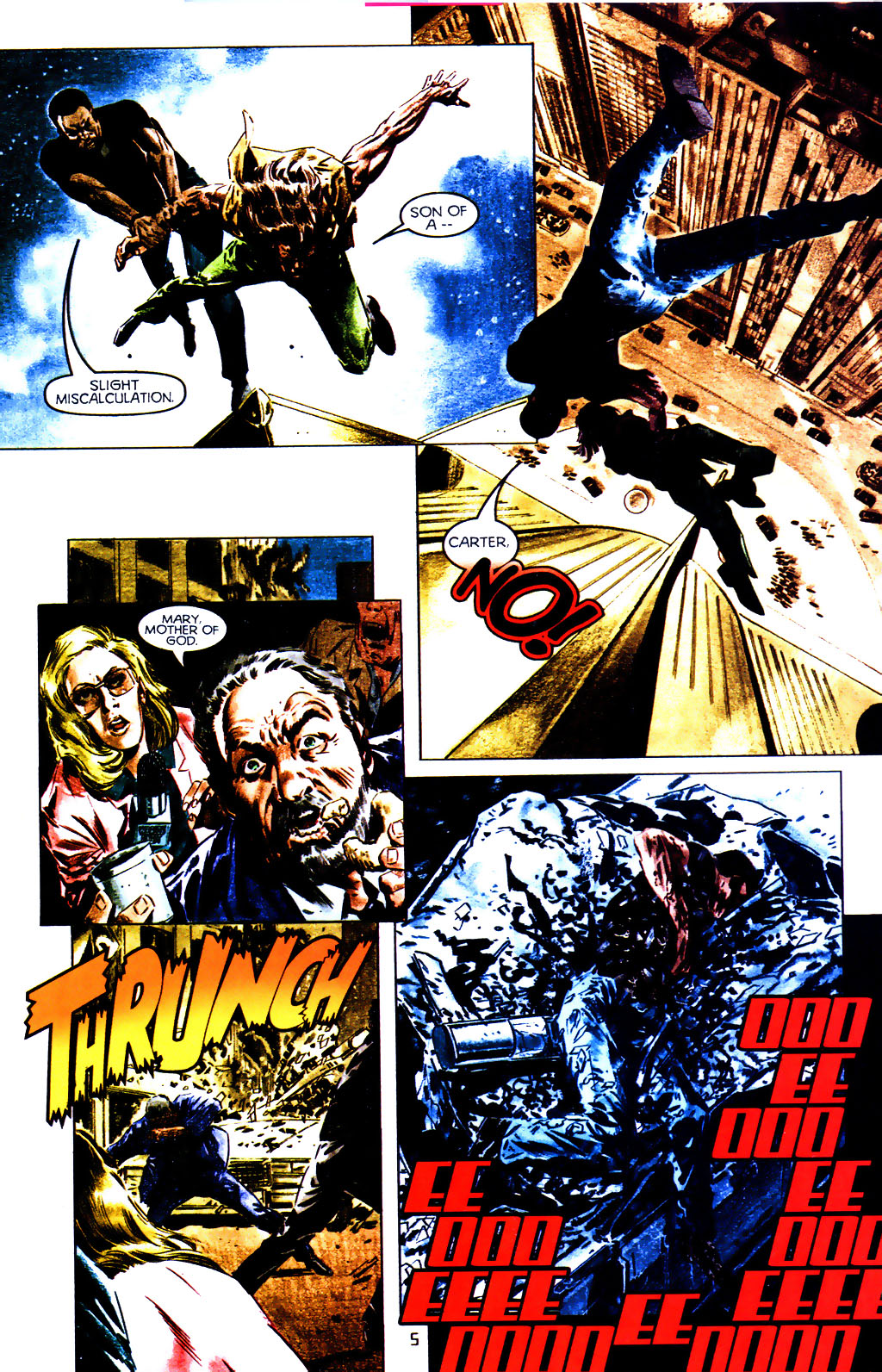 Read online Tangent Comics/ The Superman comic -  Issue # Full - 6