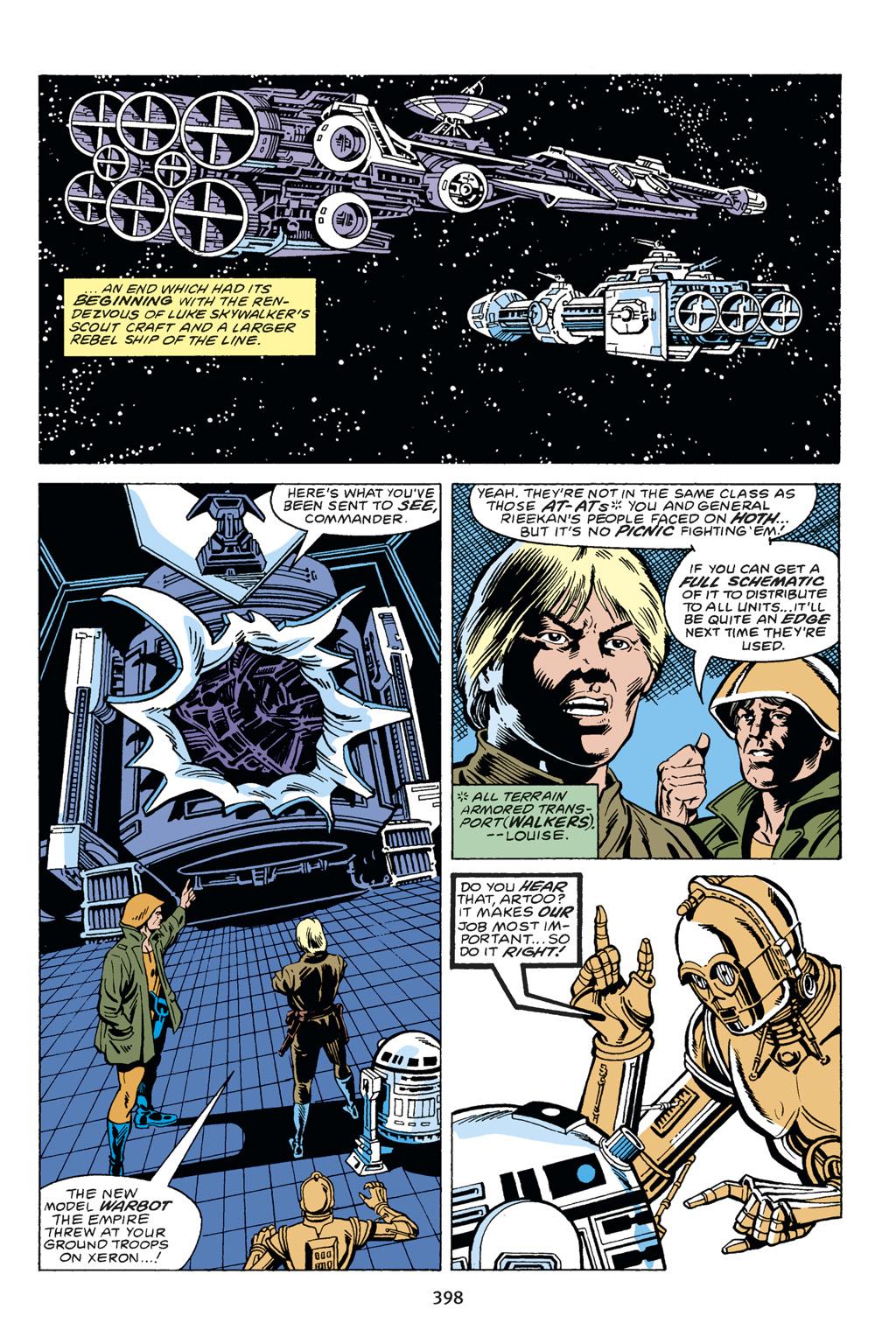 Read online Star Wars Omnibus comic -  Issue # Vol. 14 - 393