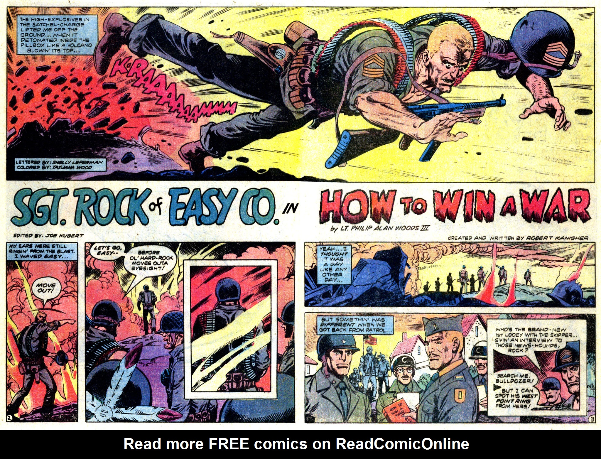Read online Sgt. Rock comic -  Issue #340 - 3
