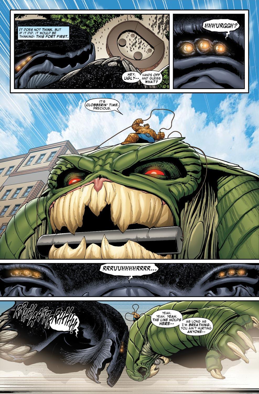 Read online Fantastic Four: Season One comic -  Issue # TPB - 101