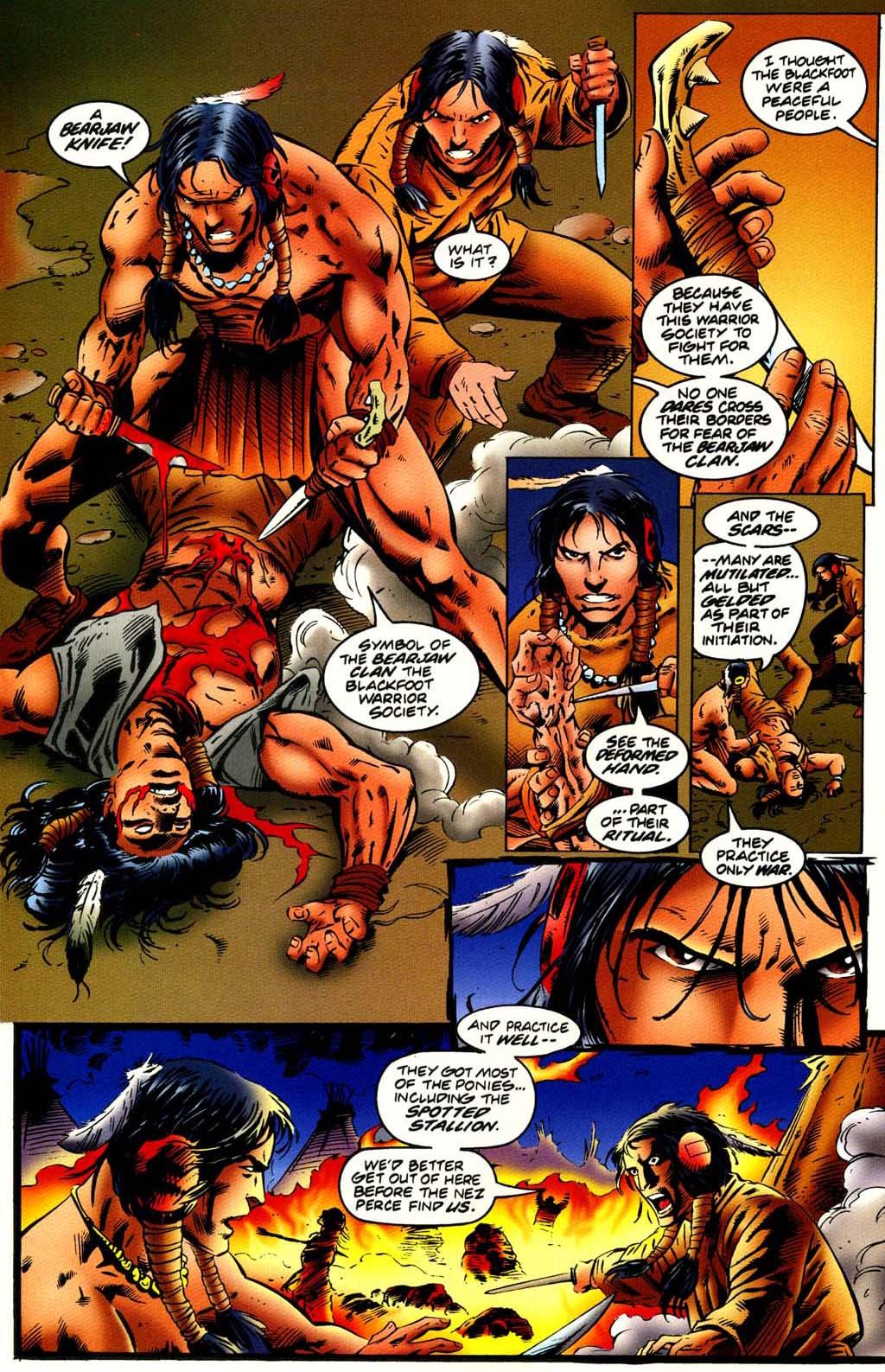 Read online Turok, Dinosaur Hunter (1993) comic -  Issue #44 - 5