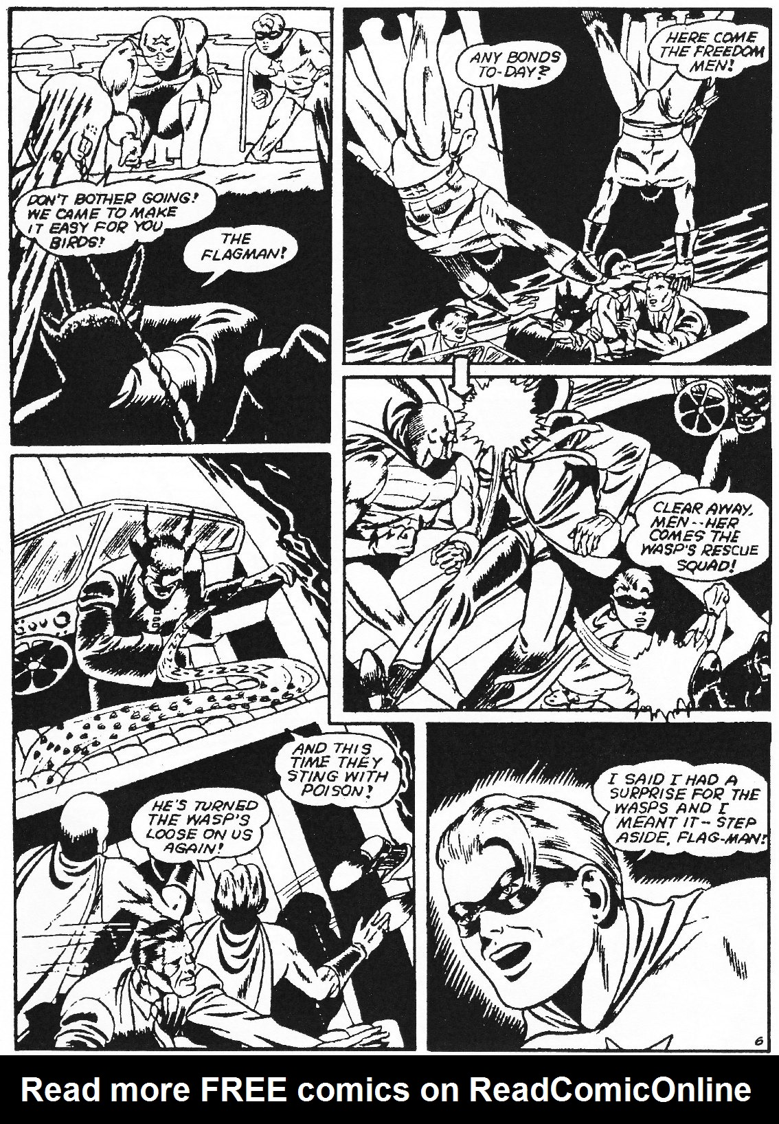 Read online Men of Mystery Comics comic -  Issue #75 - 9