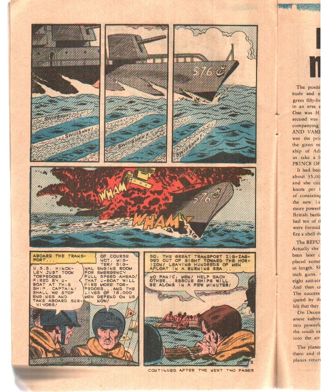 Read online Fightin' Navy comic -  Issue #122 - 12