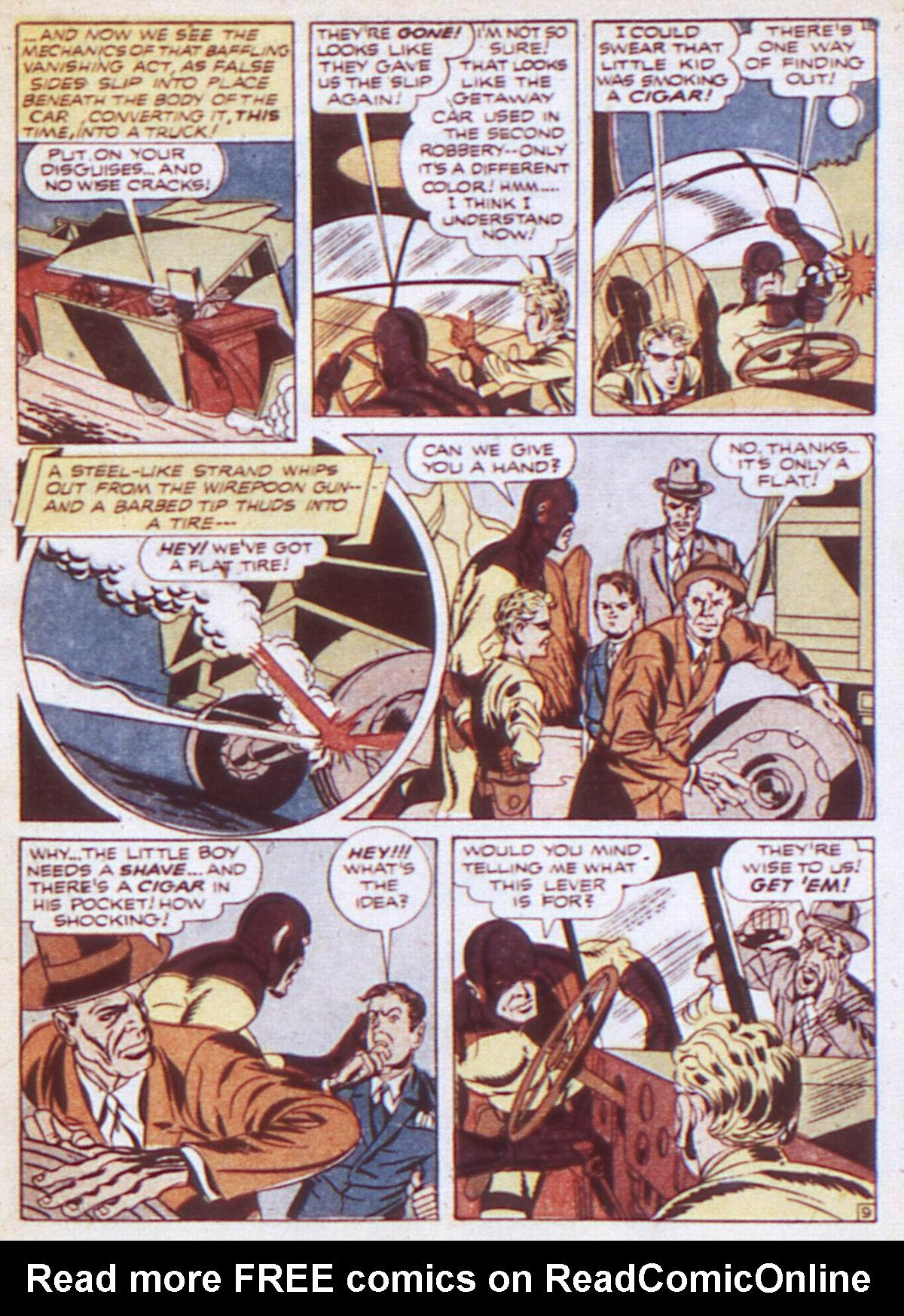 Read online Adventure Comics (1938) comic -  Issue #84 - 11