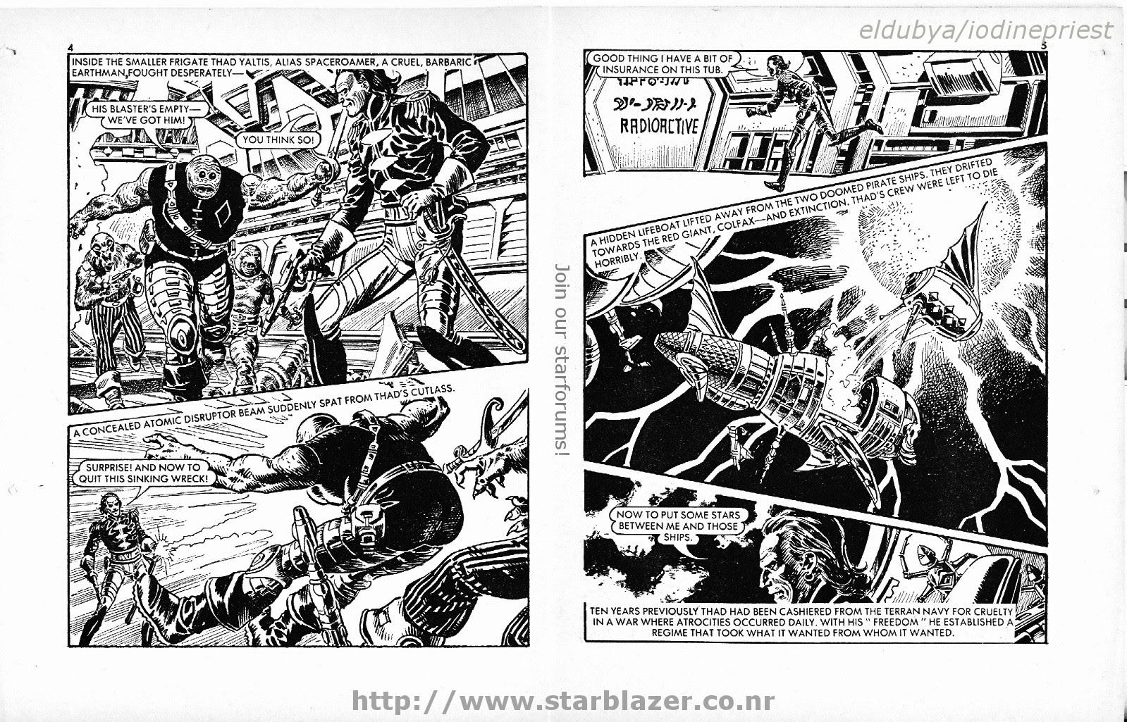 Starblazer issue 141 - Page 4