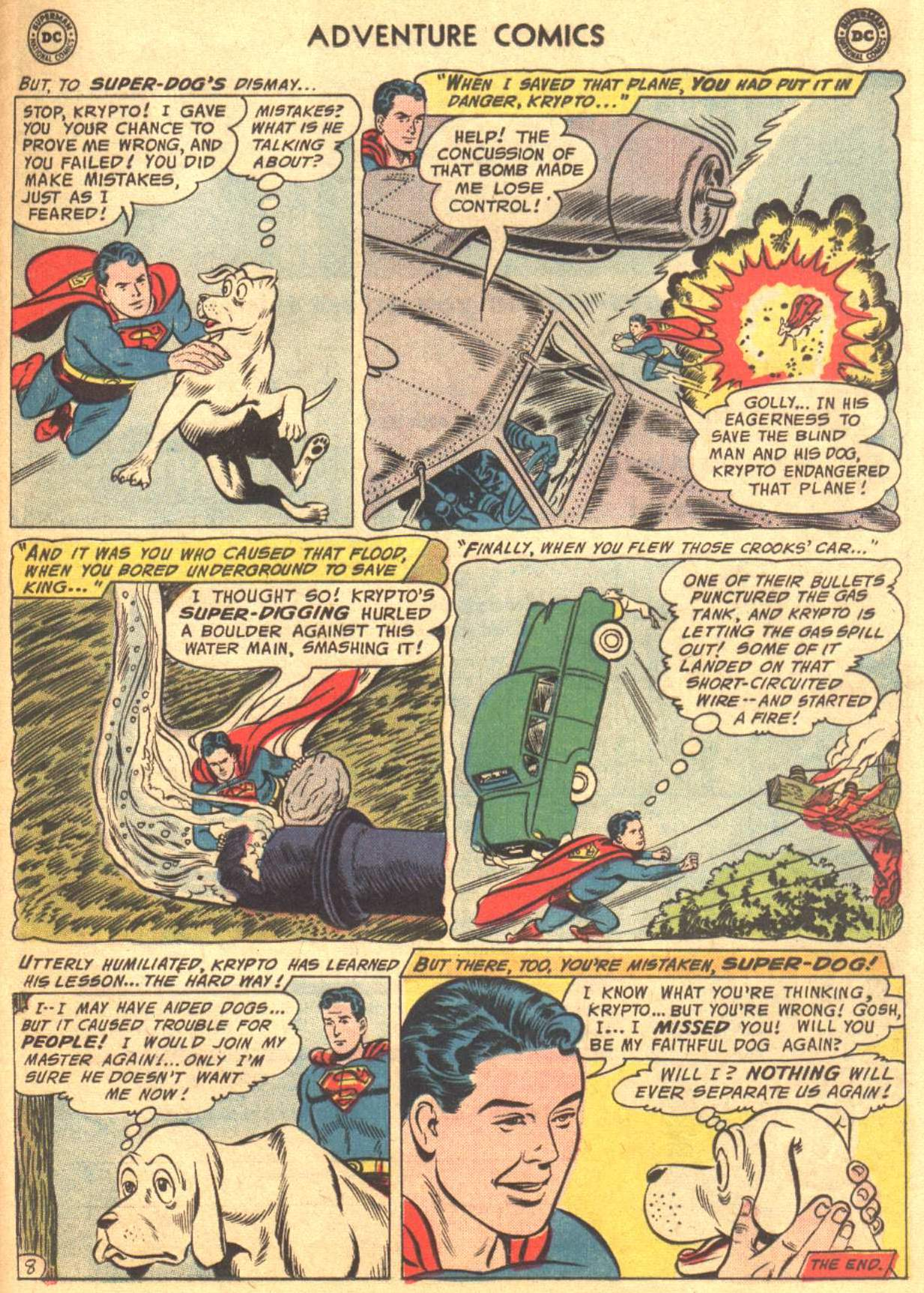 Read online Adventure Comics (1938) comic -  Issue #330 - 29