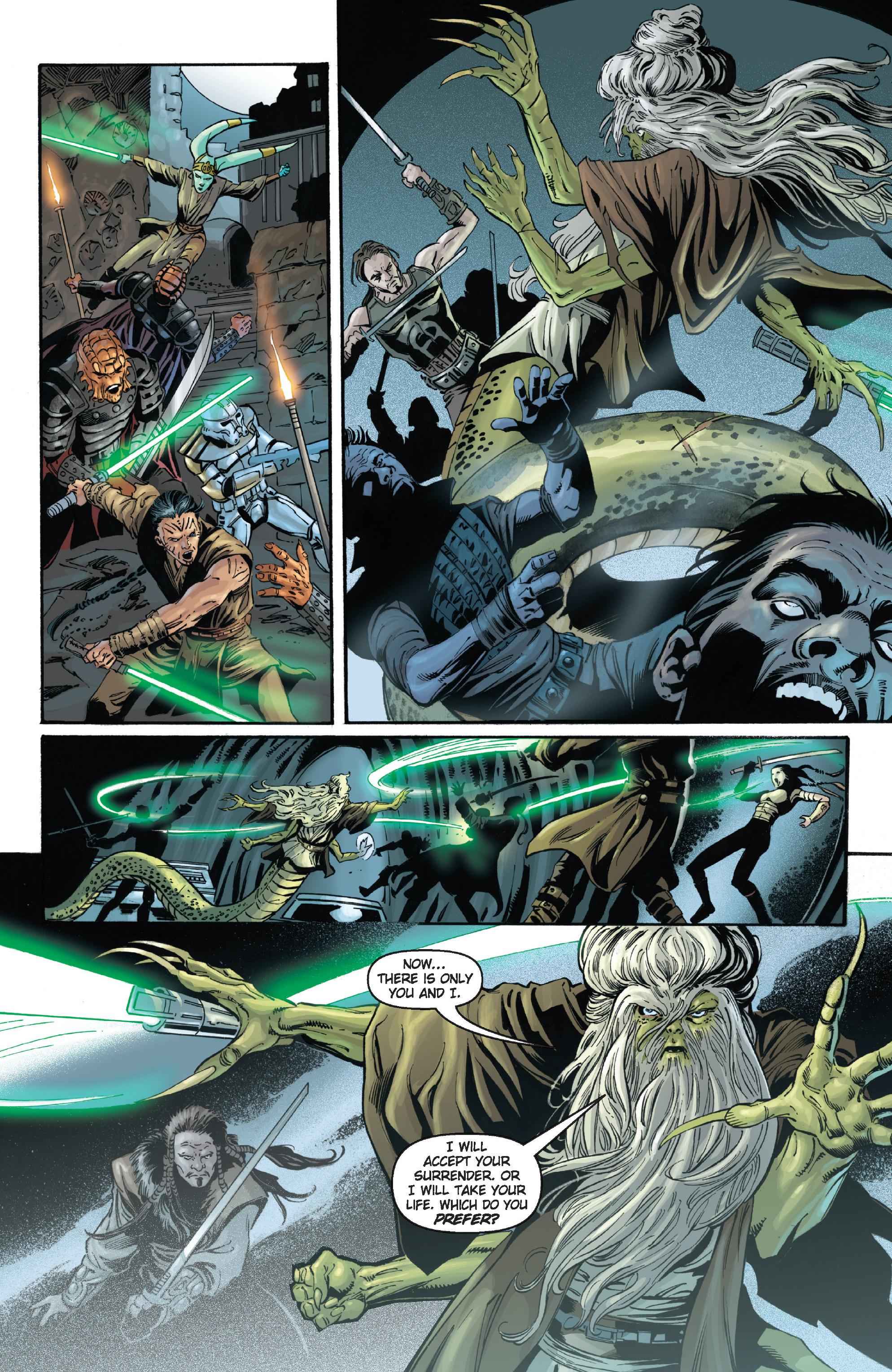 Read online Star Wars Omnibus comic -  Issue # Vol. 26 - 295