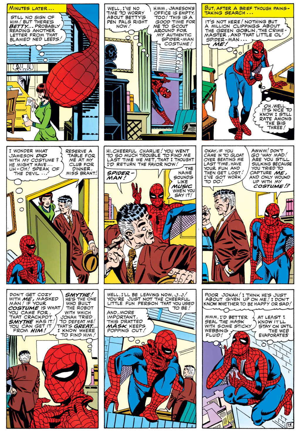 The Amazing Spider-Man (1963) 26 Page 15