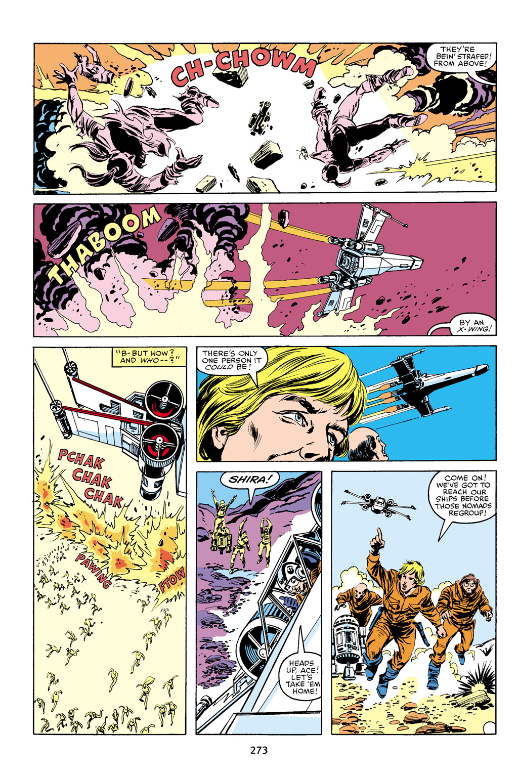 Read online Star Wars Omnibus comic -  Issue # Vol. 16 - 269