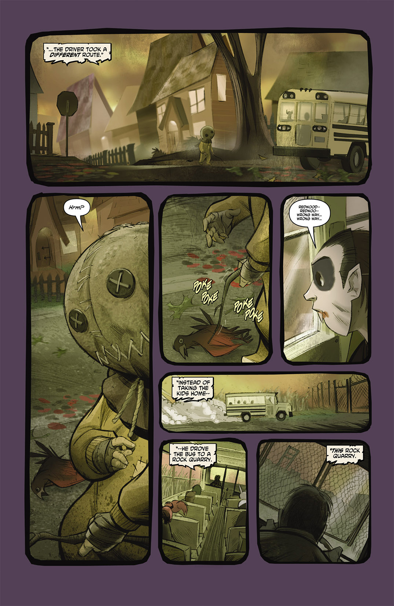 Read online Trick 'r Treat comic -  Issue #2 - 12