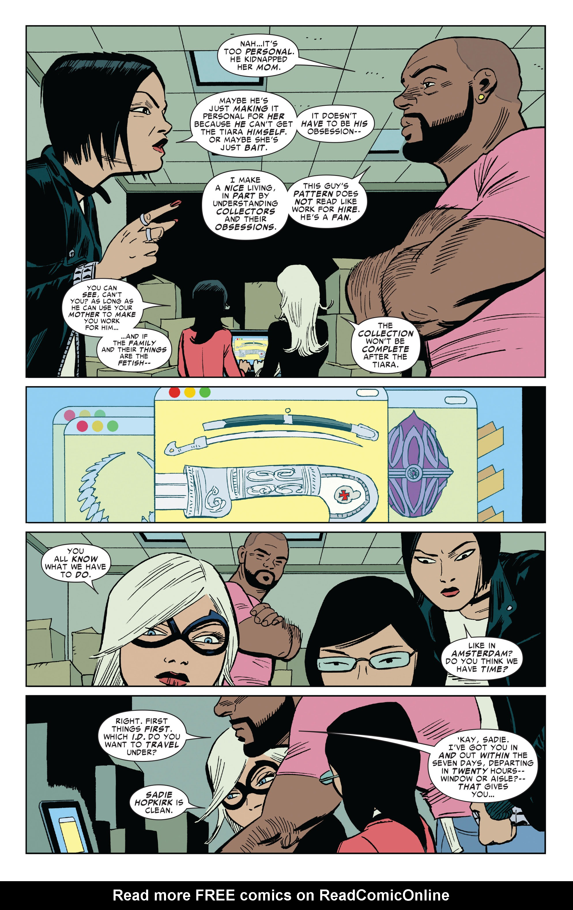 Read online Amazing Spider-Man Presents: Black Cat comic -  Issue #2 - 11