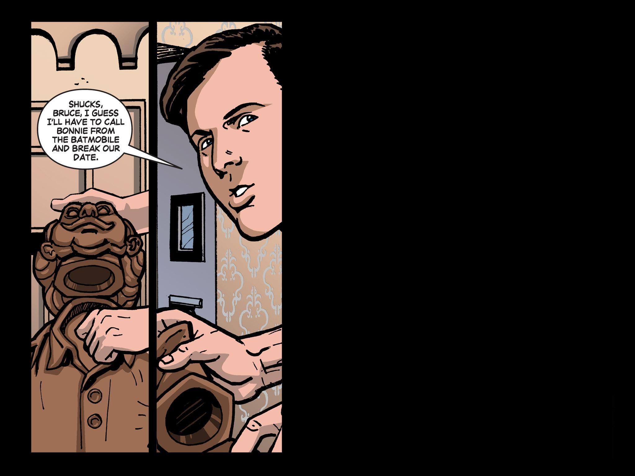 Read online Batman '66 Meets the Green Hornet [II] comic -  Issue #1 - 28