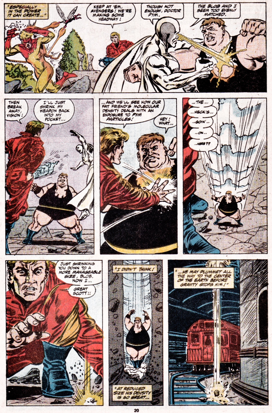 The Avengers (1963) 312 Page 15