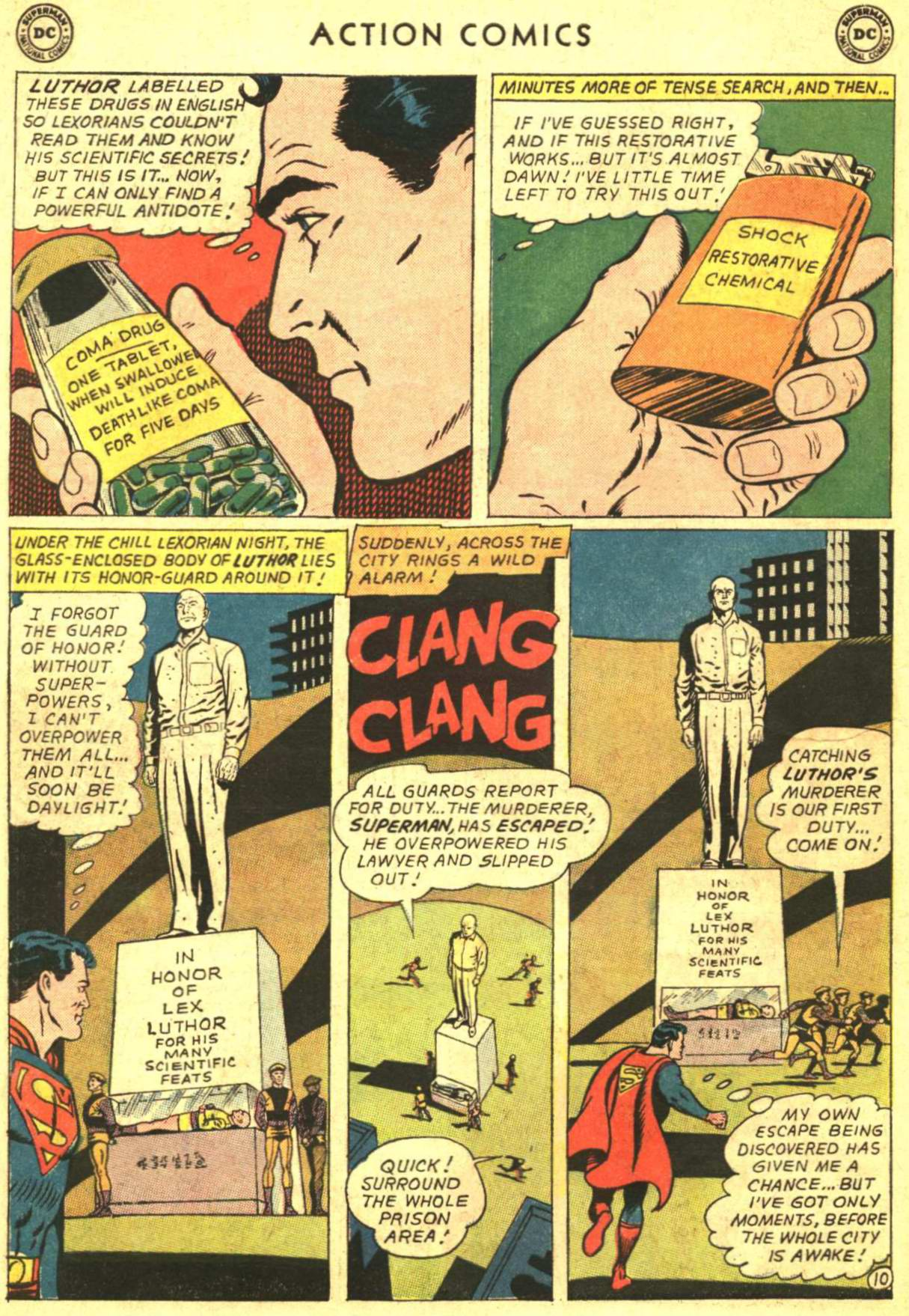 Read online Action Comics (1938) comic -  Issue #319 - 14