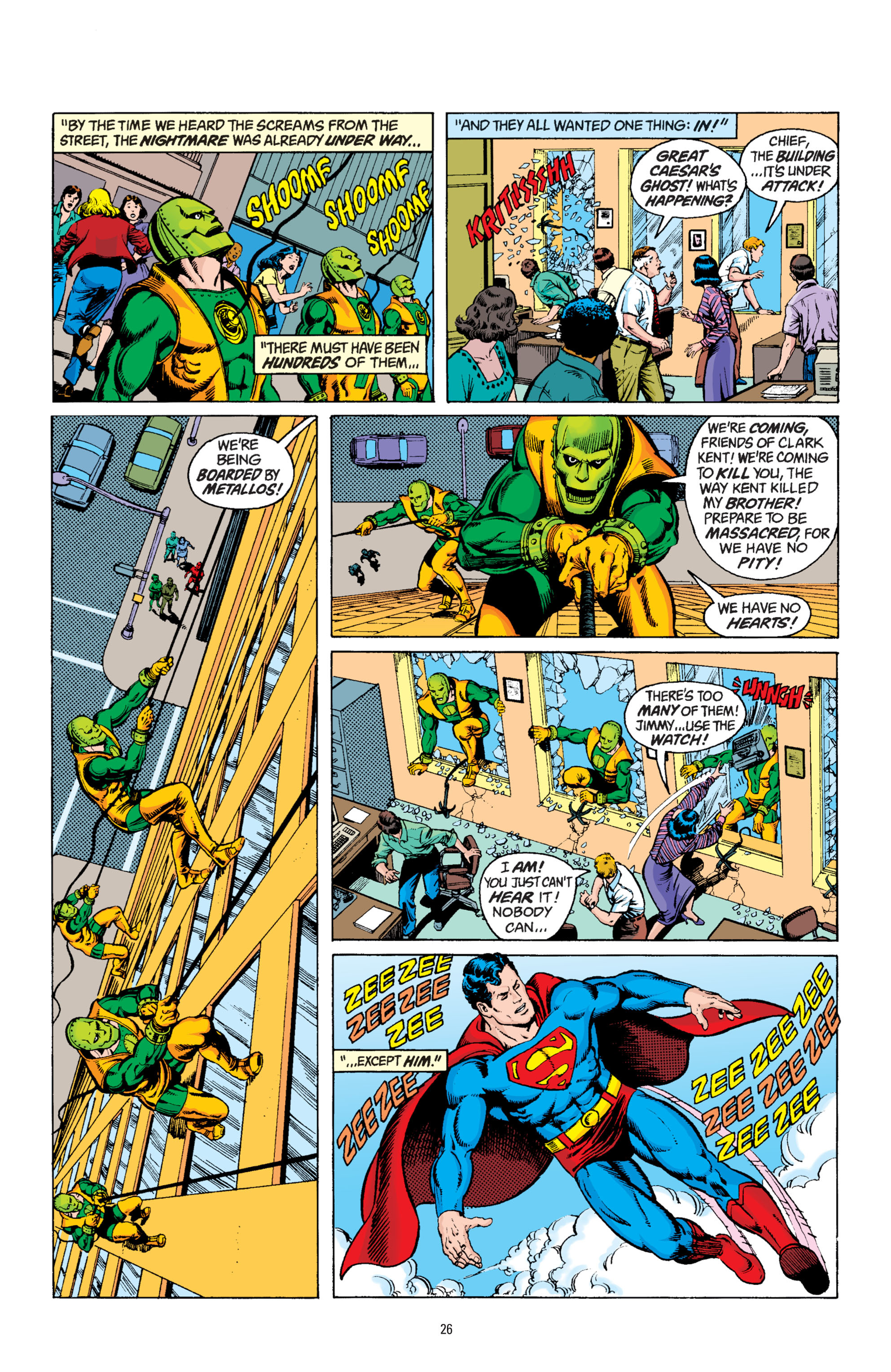 Read online Superman: Whatever Happened to the Man of Tomorrow? comic -  Issue # TPB - 25