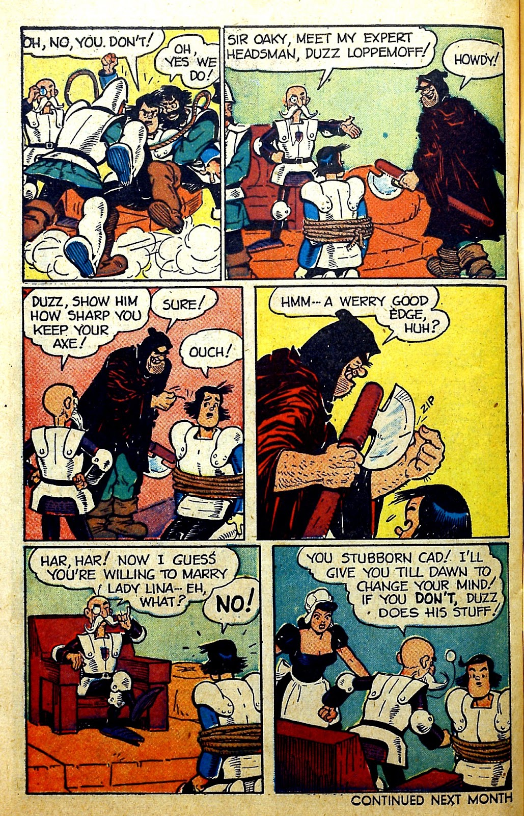 Read online Famous Funnies comic -  Issue #166 - 48