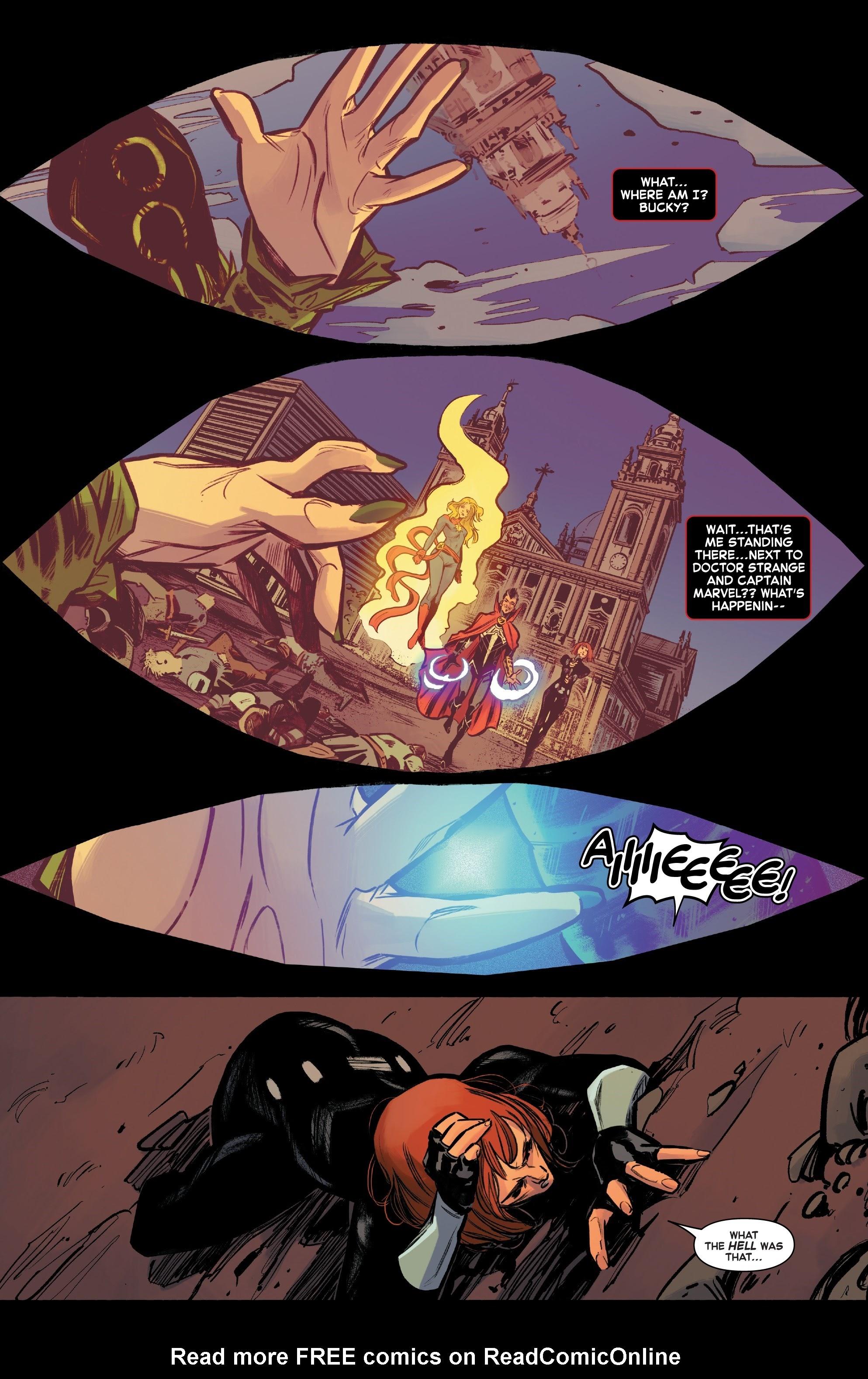 Read online Captain Marvel (2019) comic -  Issue #6 - 5