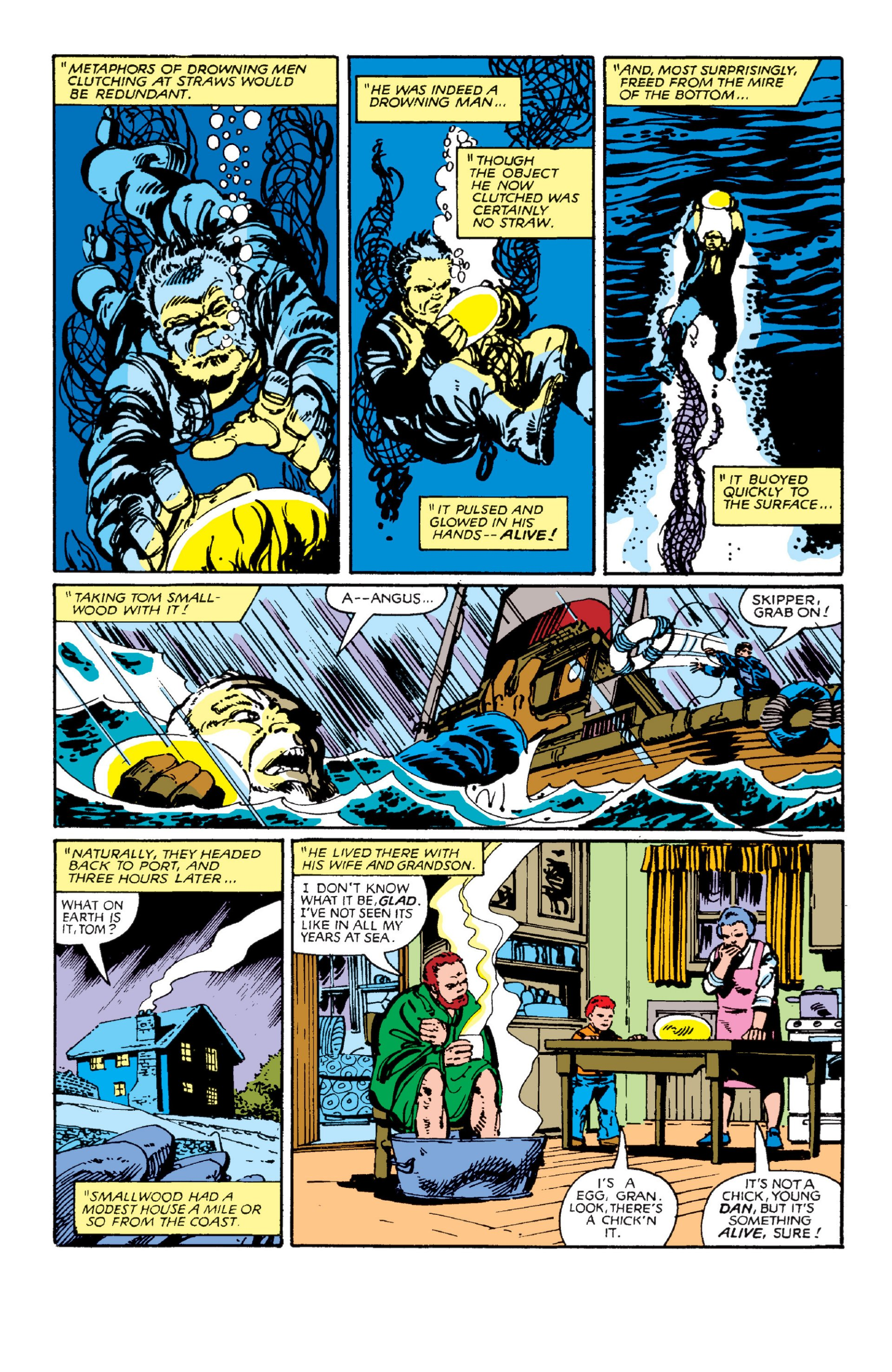 Read online Alpha Flight (1983) comic -  Issue #2 - 14