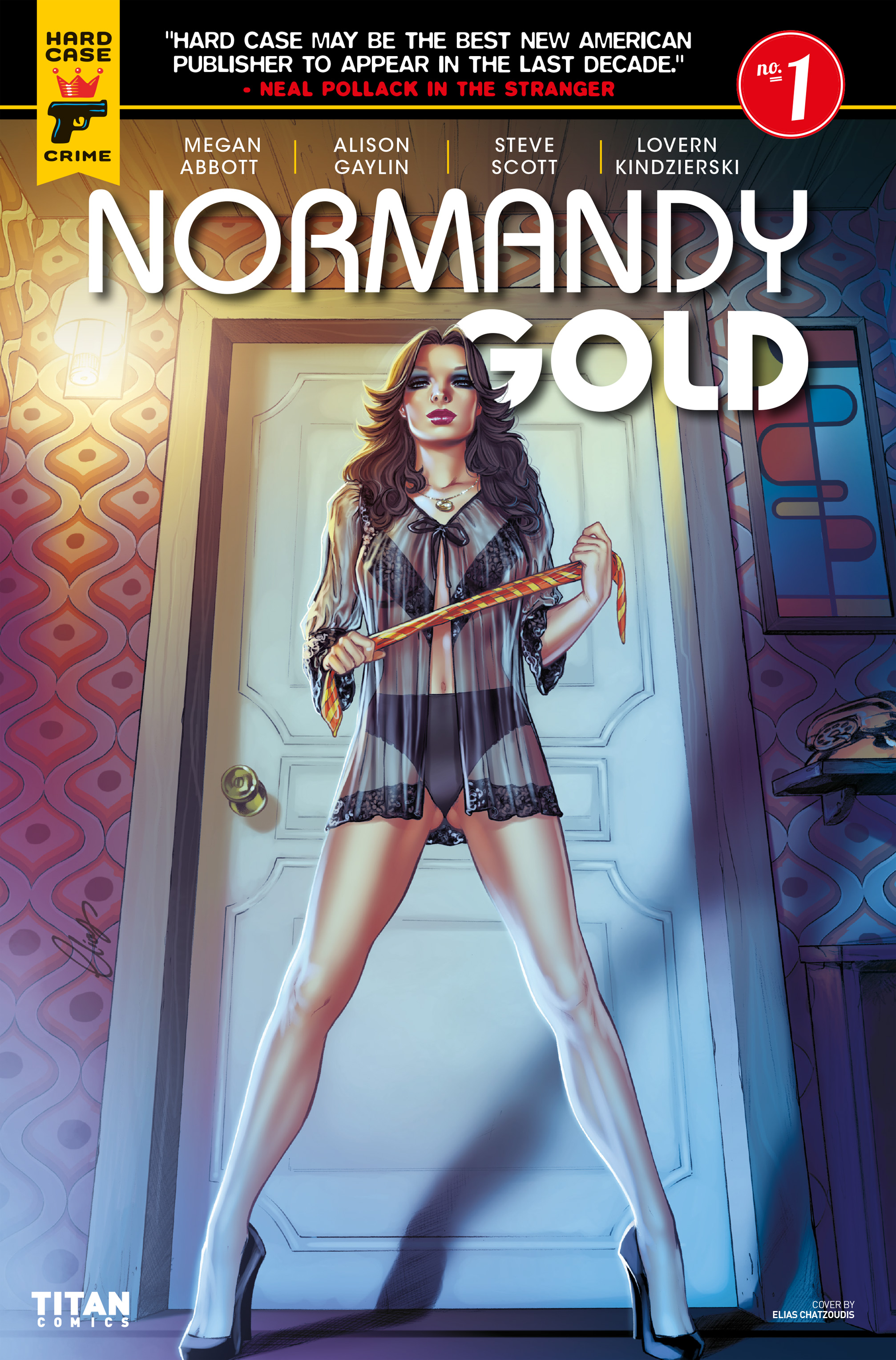 Read online Normandy Gold comic -  Issue #1 - 5