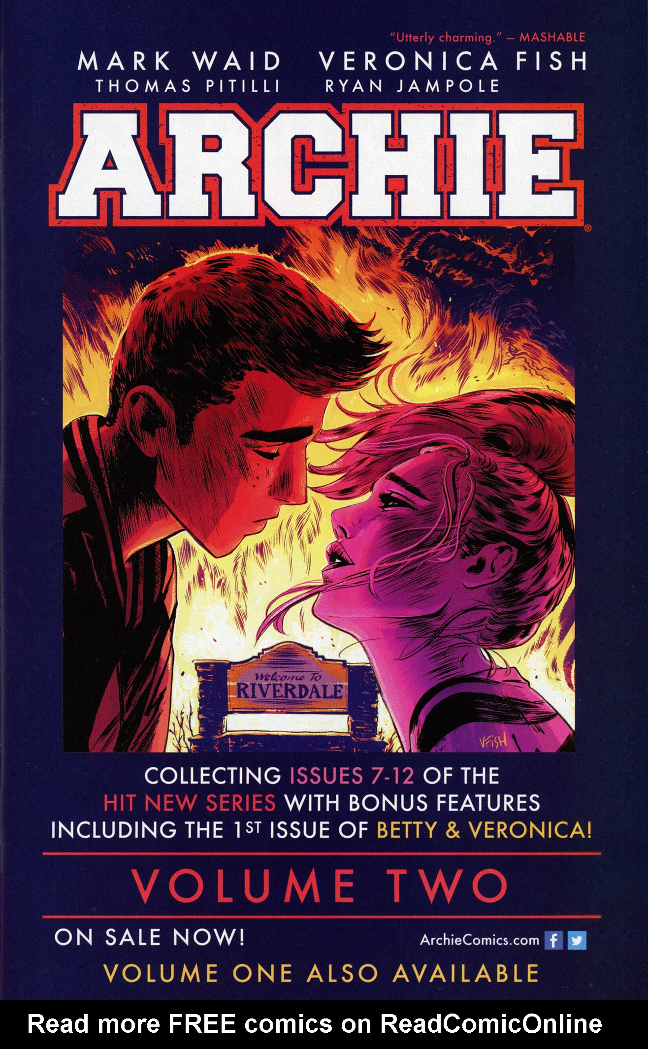 Read online Archie (2015) comic -  Issue #16 - 31