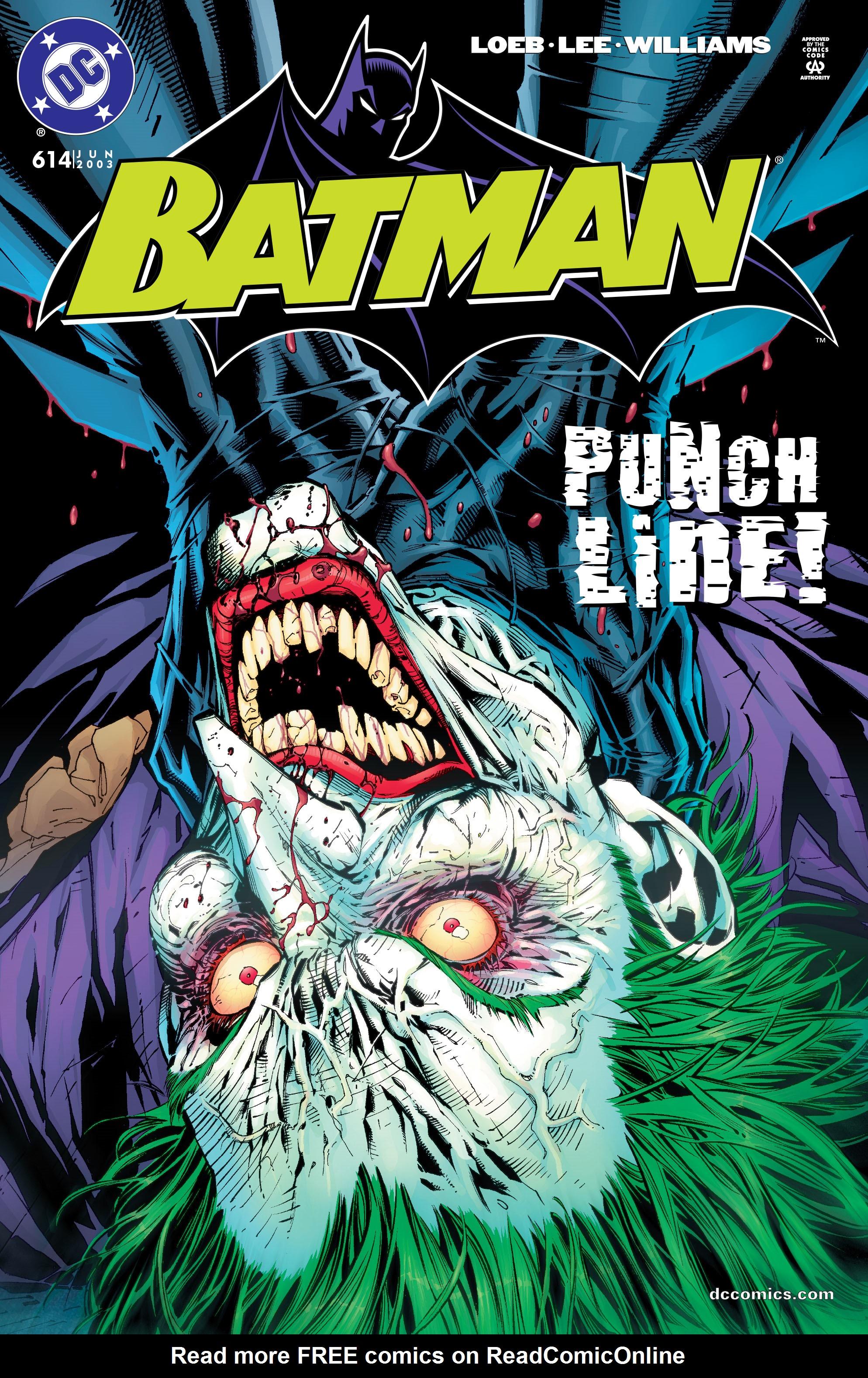 Batman (1940) 614 Page 1