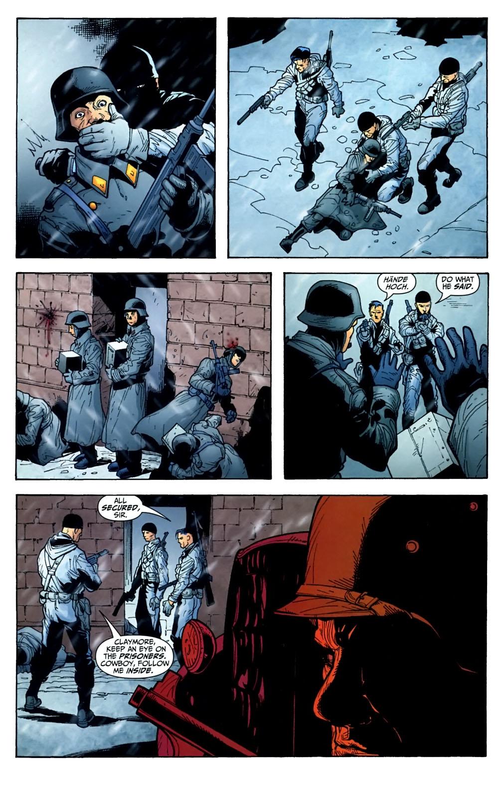 Read online Team Zero comic -  Issue #3 - 15