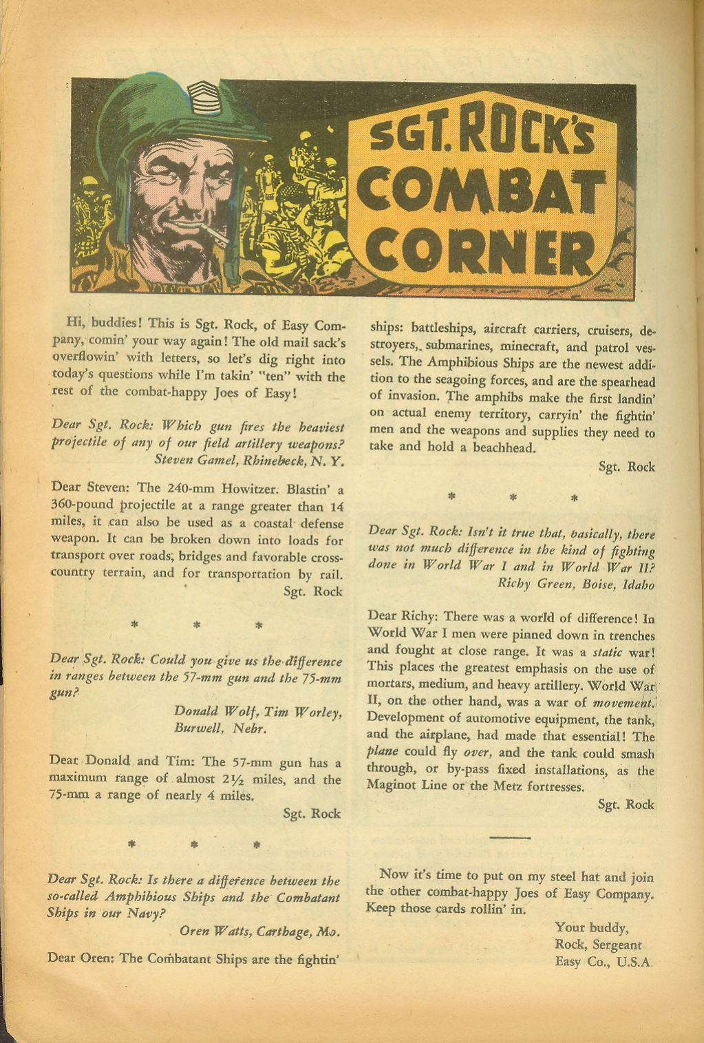 Our Fighting Forces (1954) issue 65 - Page 26