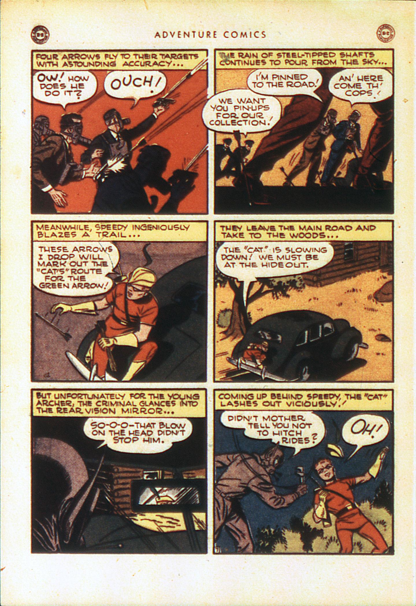 Read online Adventure Comics (1938) comic -  Issue #104 - 47