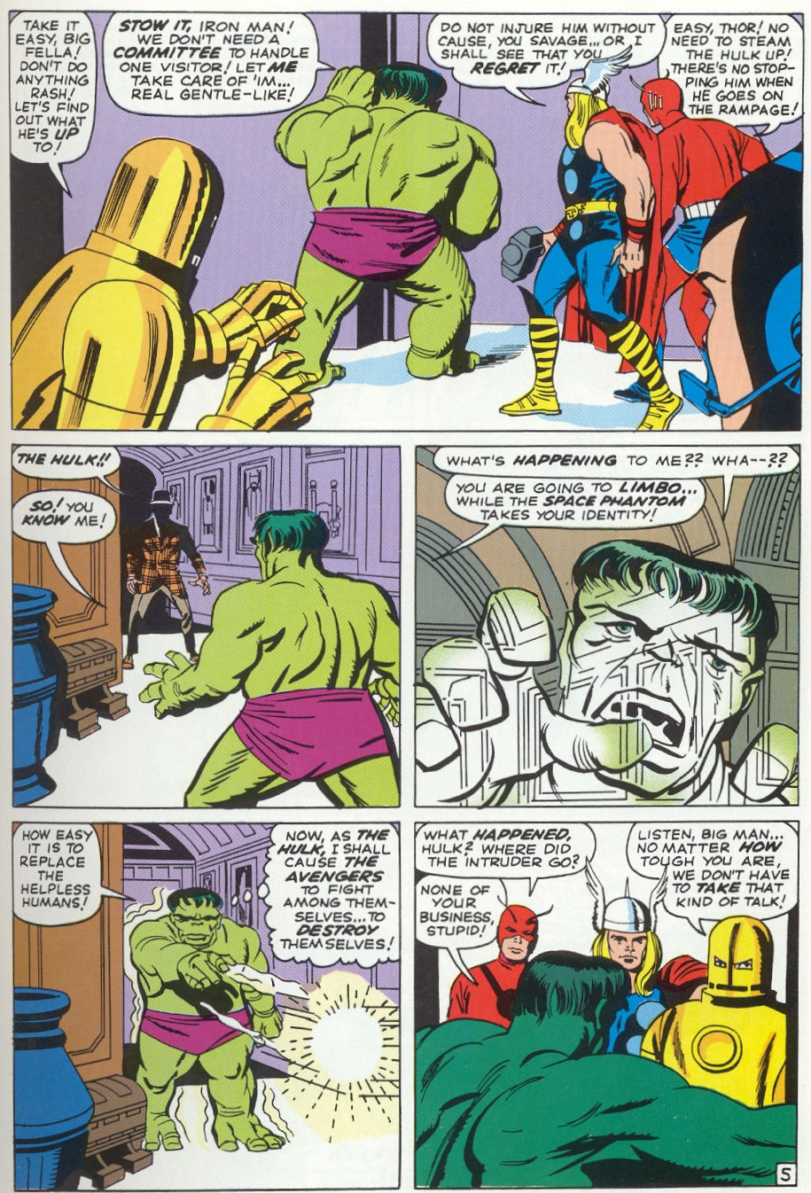 The Avengers (1963) 2 Page 5