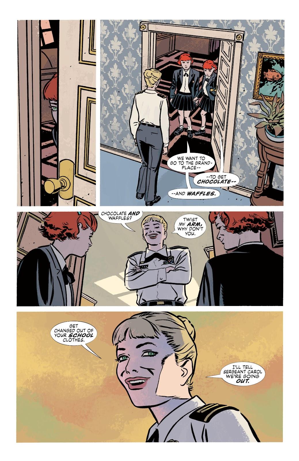 Read online Detective Comics (1937) comic -  Issue # _TPB Batwoman – Elegy (New Edition) (Part 1) - 93