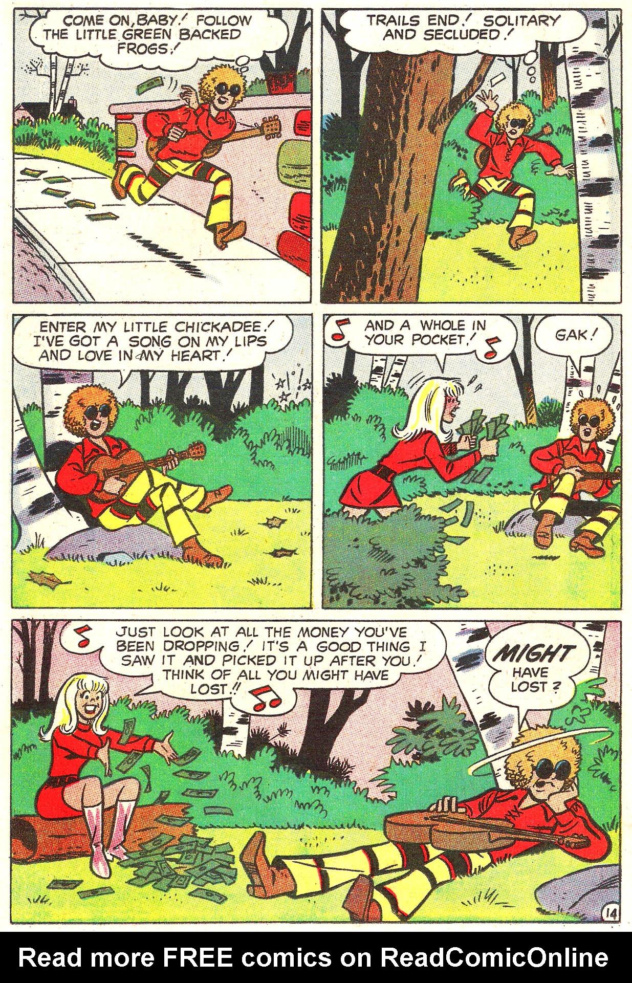 Read online She's Josie comic -  Issue #41 - 18