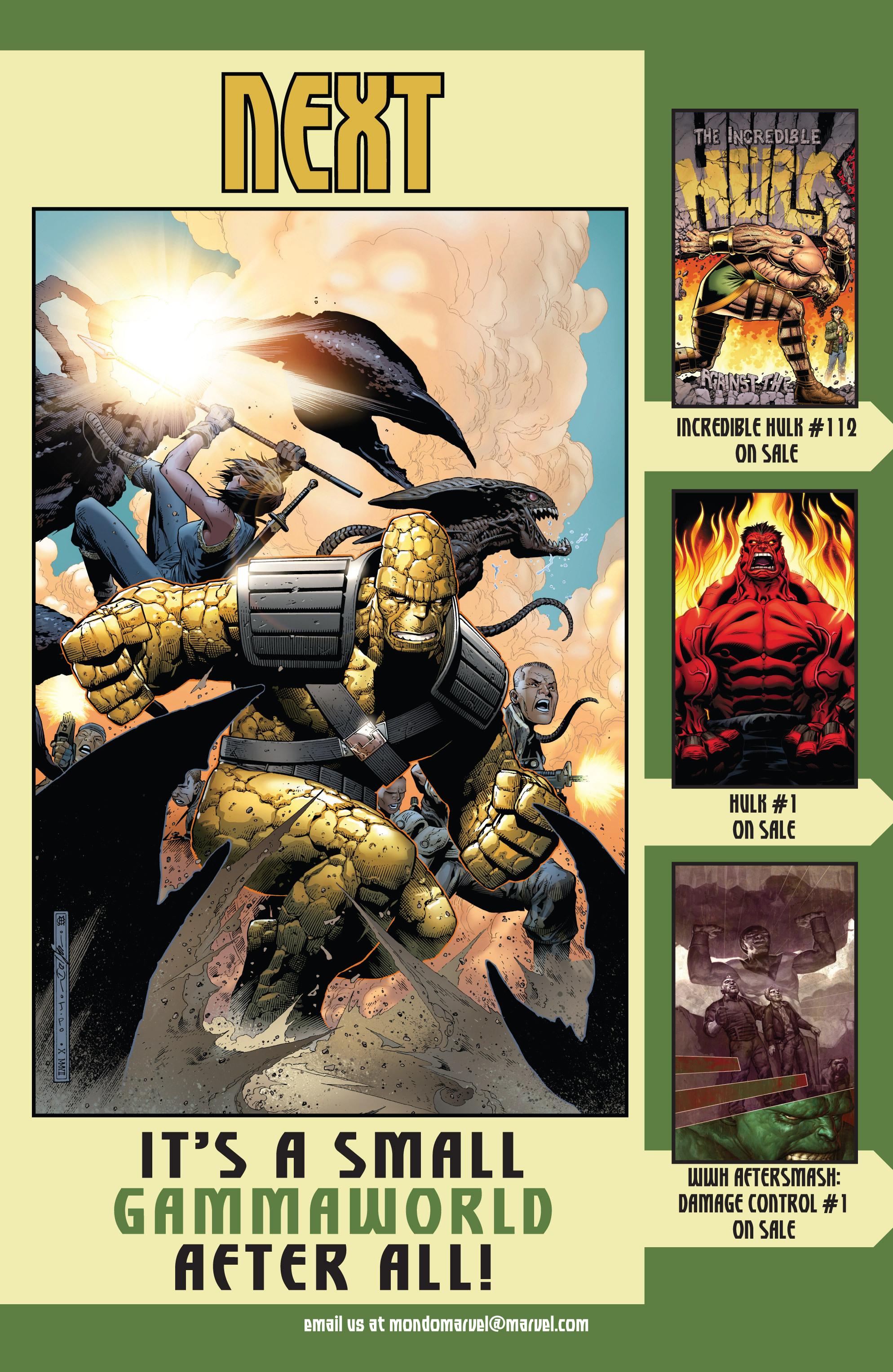 Read online World War Hulk Aftersmash: Warbound, Vol. 1 comic -  Issue #1 - 26