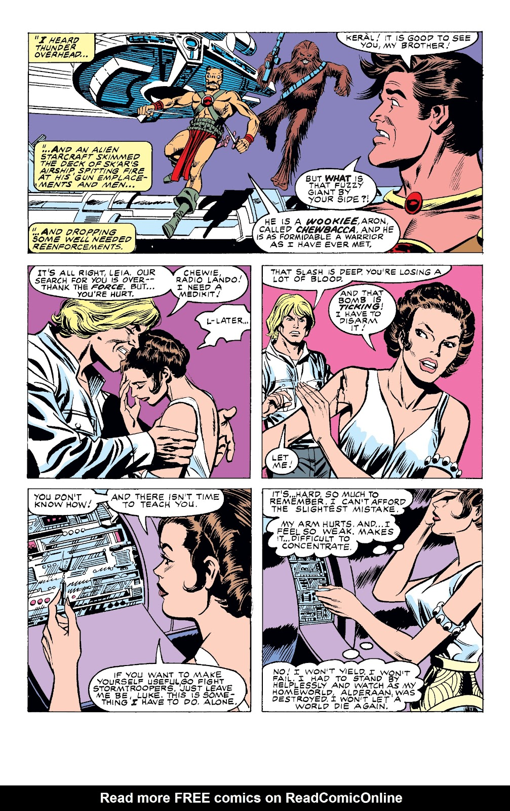 Read online Star Wars Legends: The Original Marvel Years - Epic Collection comic -  Issue # TPB 3 (Part 4) - 46