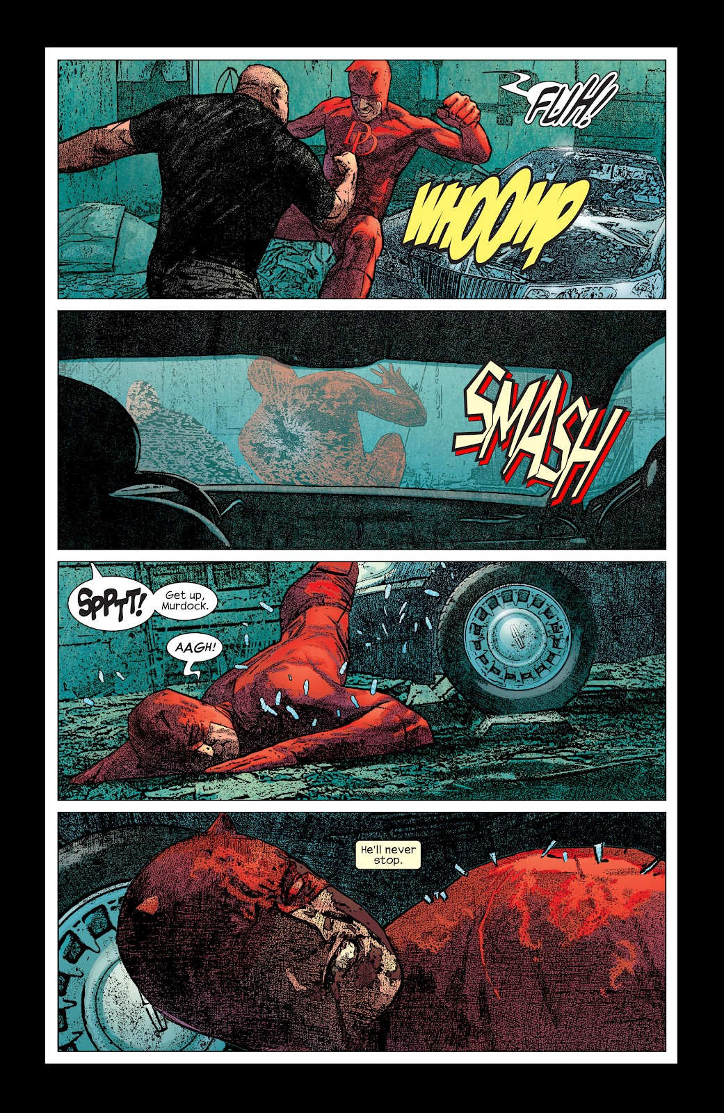Read online Daredevil (1998) comic -  Issue # _Ultimate_Collection TPB 2 (Part 3) - 18