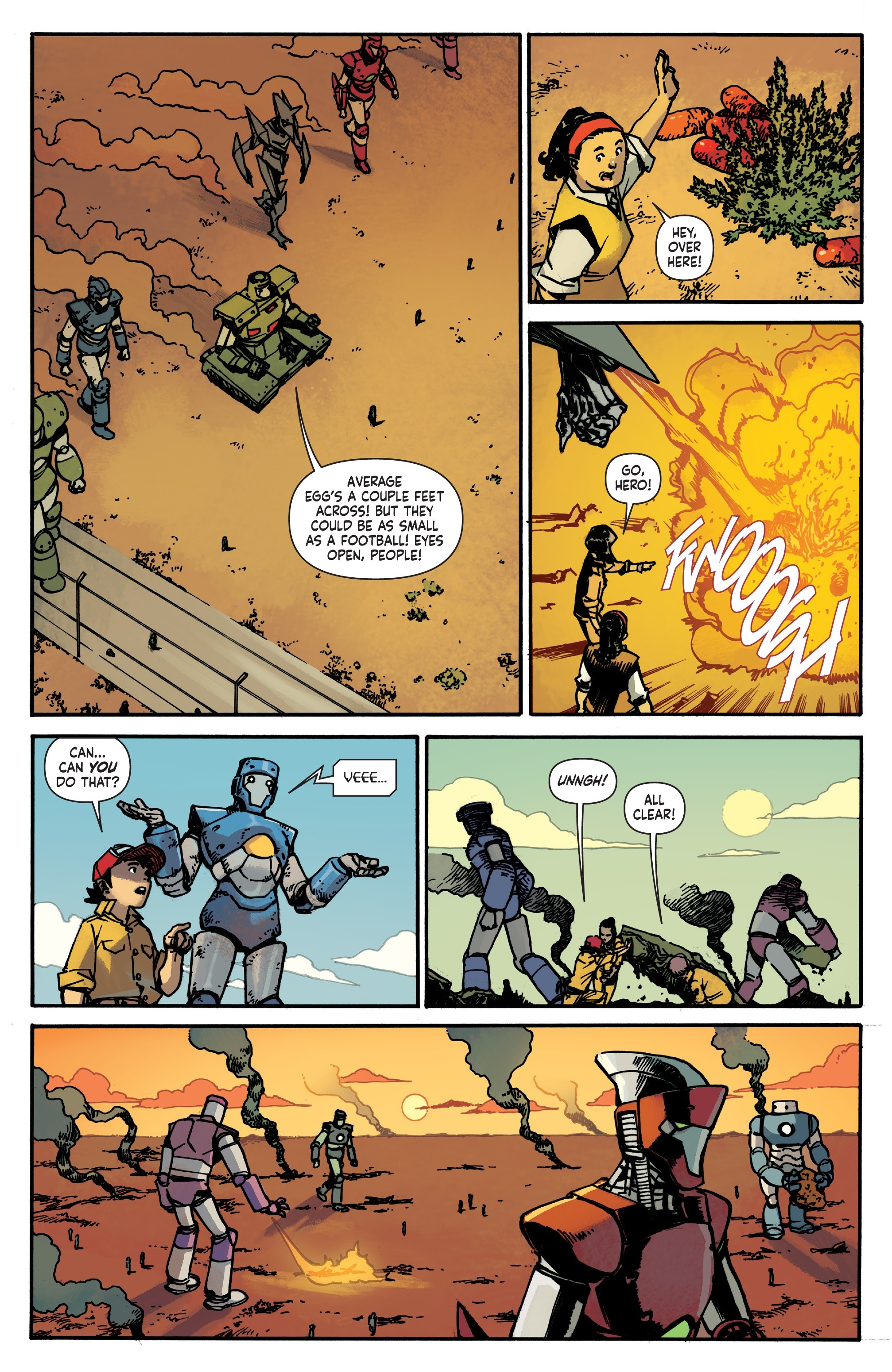 Mech Cadet Yu #_TPB_2 #15 - English 16