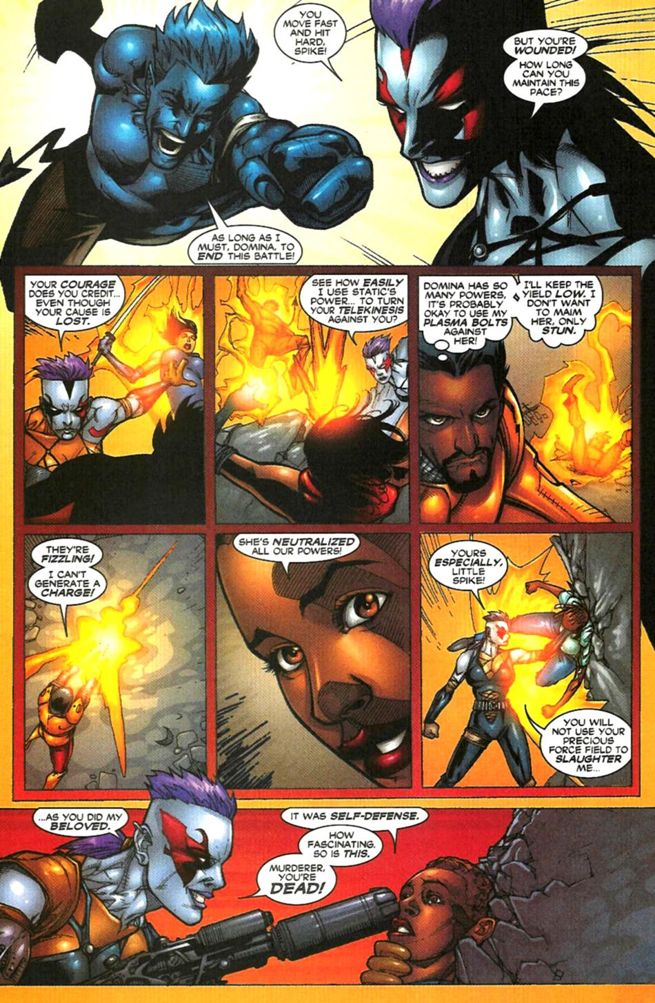 X-Men (1991) 102 Page 20