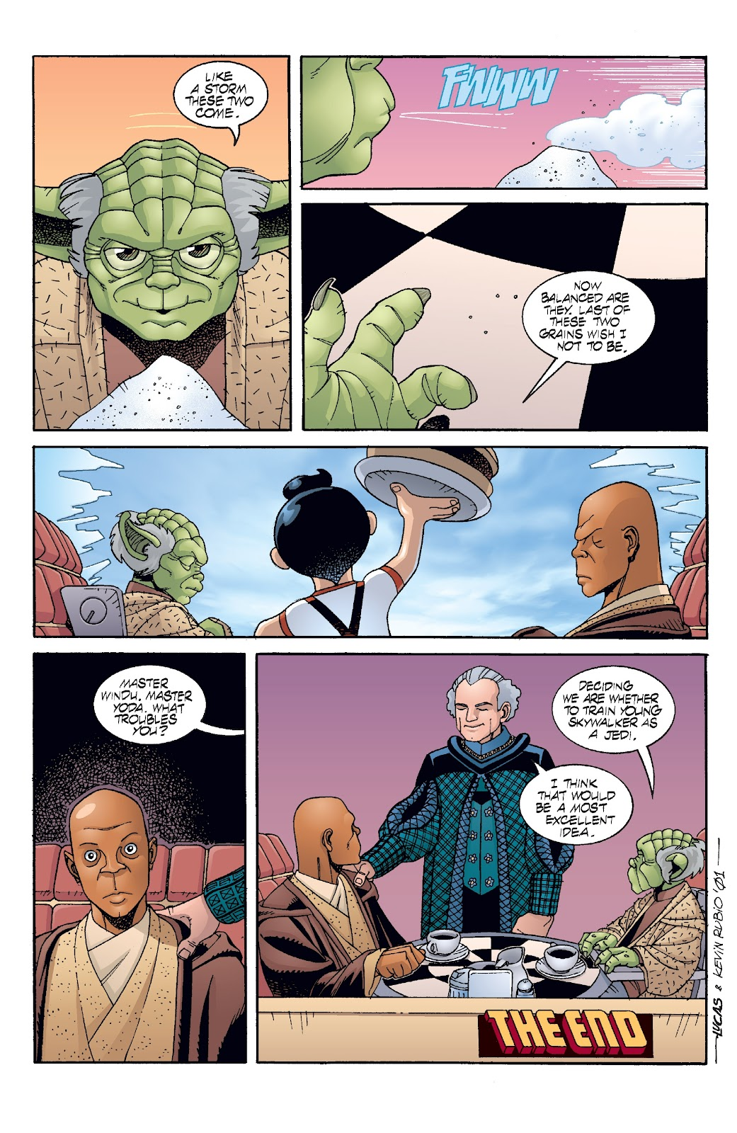 Read online Star Wars Legends: Rise of the Sith - Epic Collection comic -  Issue # TPB 2 (Part 5) - 77