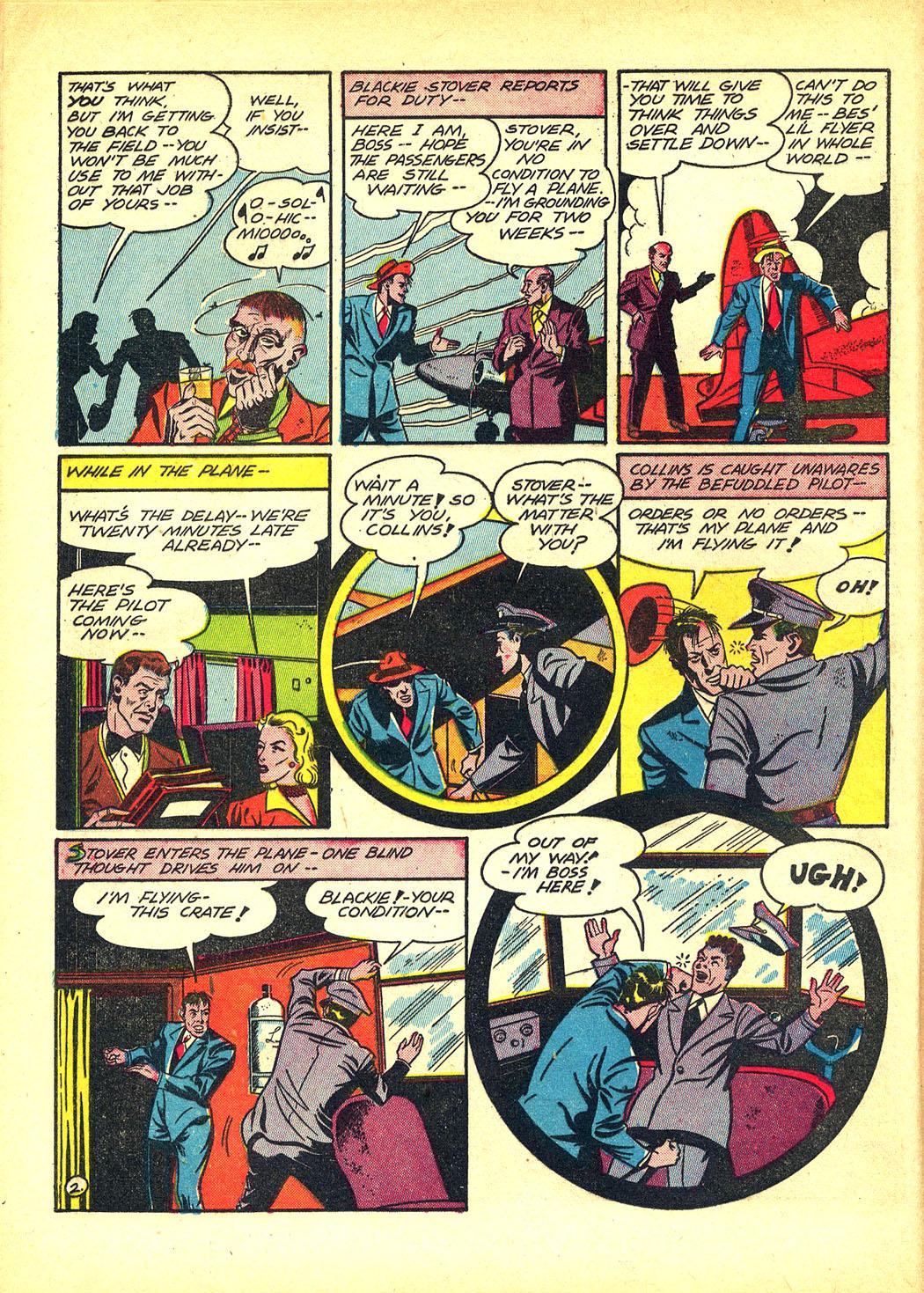 Read online Sensation (Mystery) Comics comic -  Issue #8 - 38