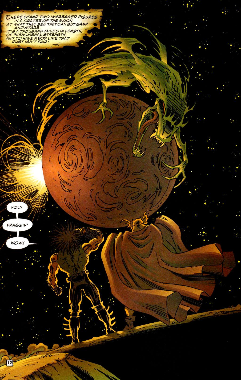 Read online Lobo/Demon: Hellowe'en comic -  Issue # Full - 13