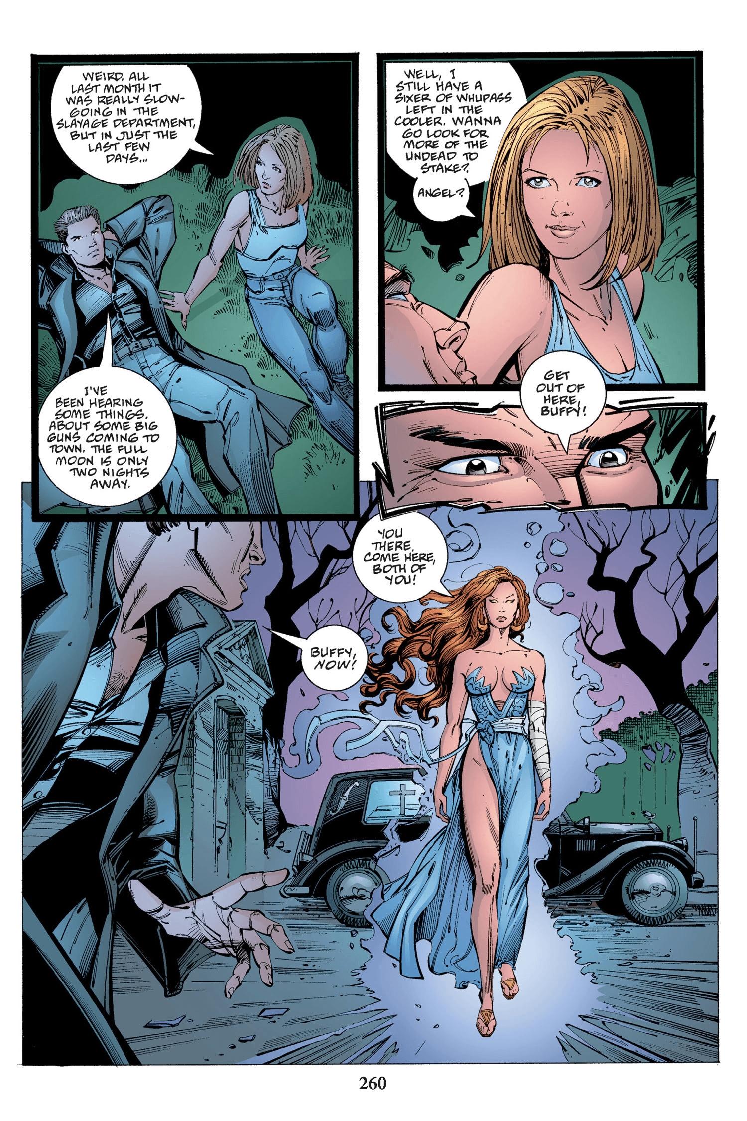 Read online Buffy the Vampire Slayer: Omnibus comic -  Issue # TPB 2 - 252